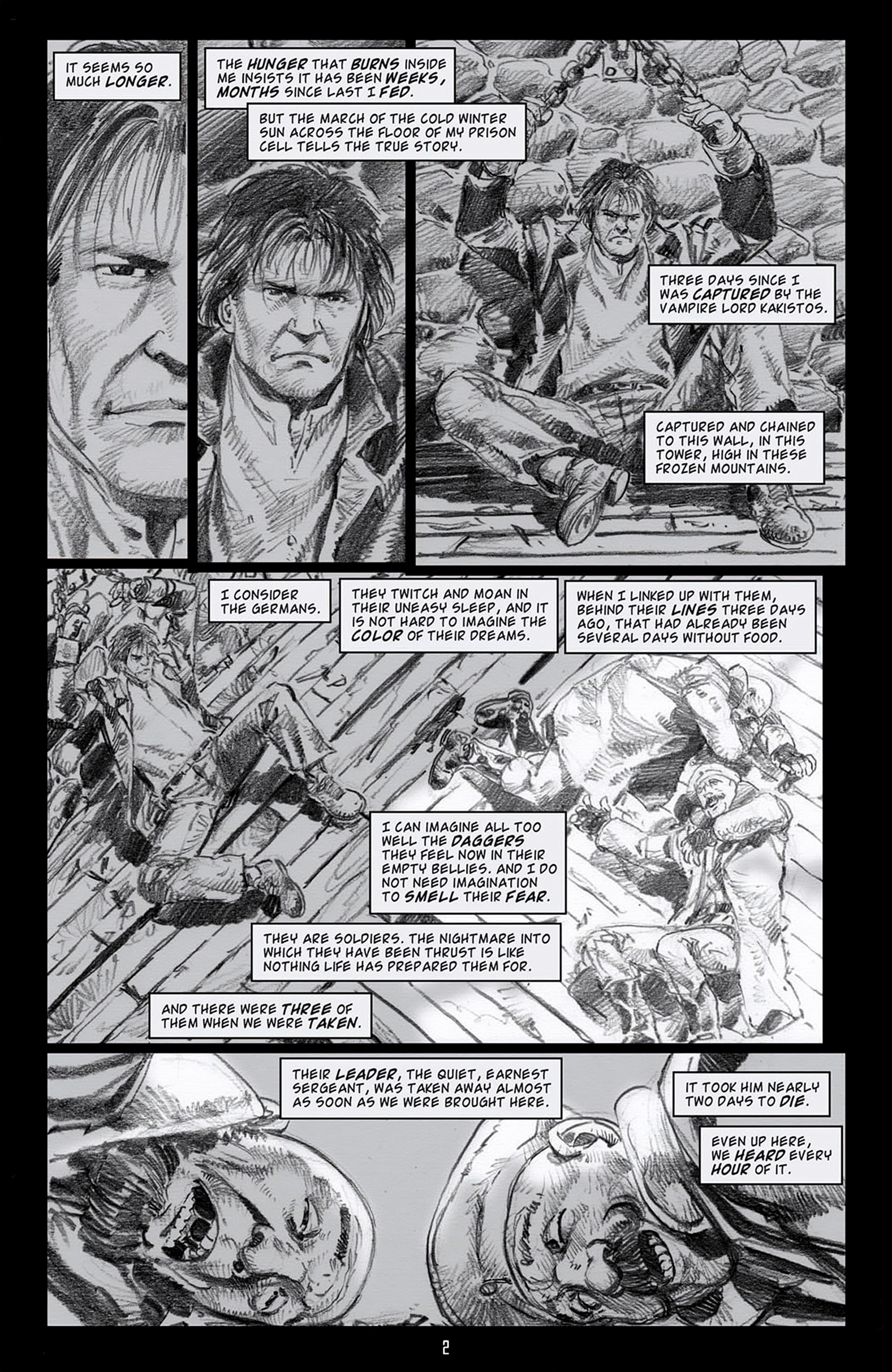 Read online Angel: Blood & Trenches comic -  Issue #4 - 5
