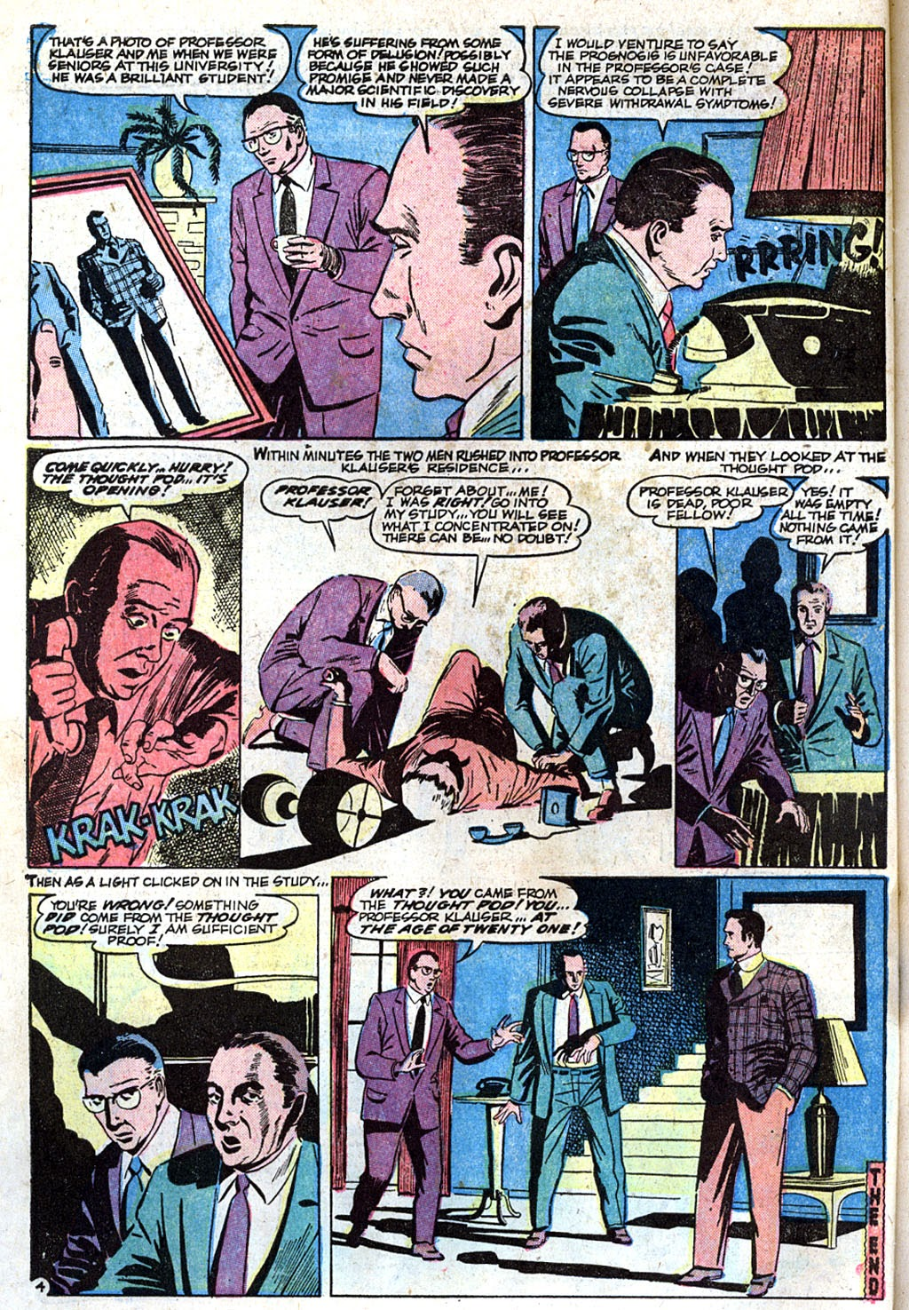 Mystic (1951) issue 61 - Page 6