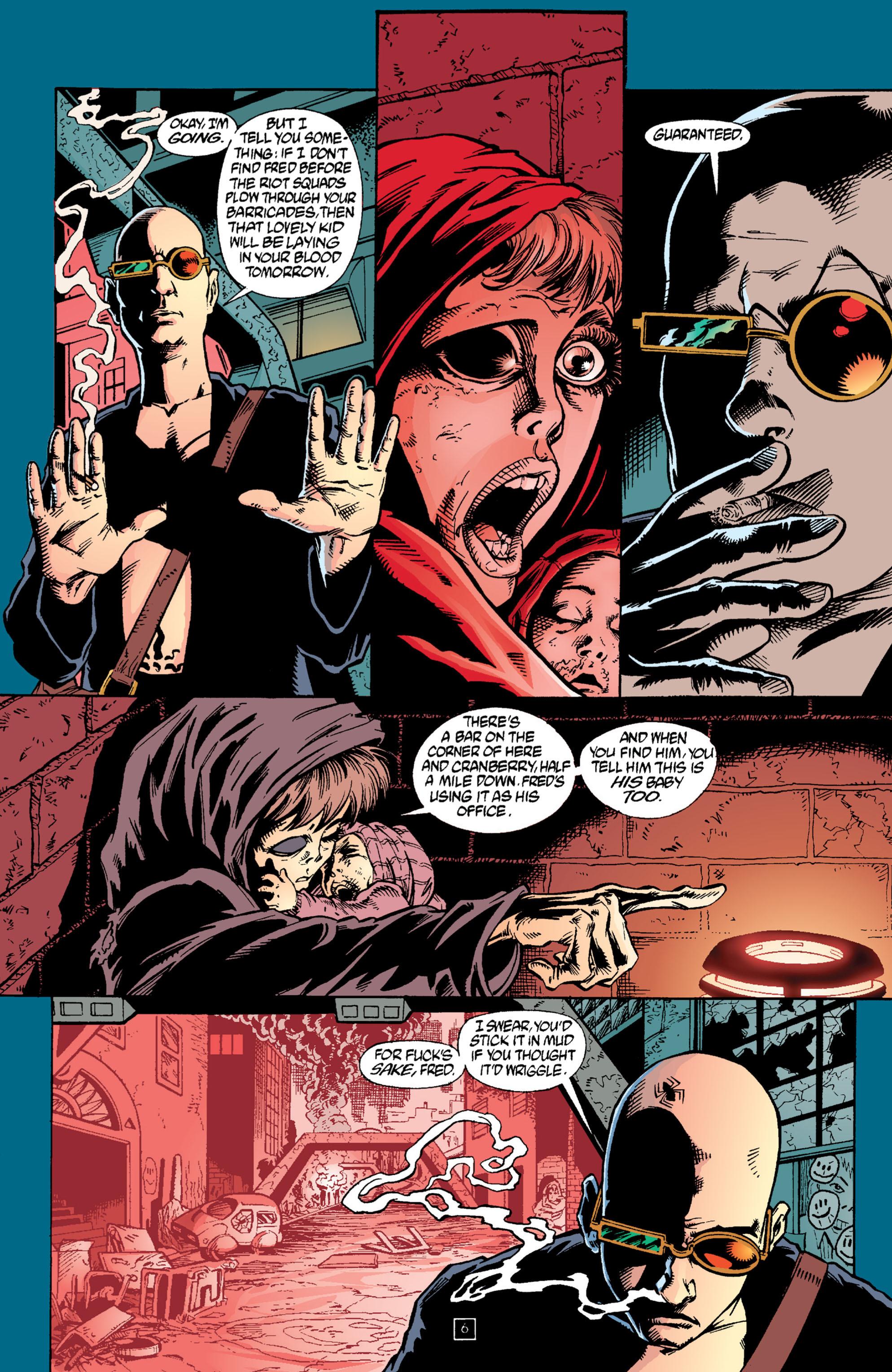 Read online Transmetropolitan comic -  Issue #2 - 7