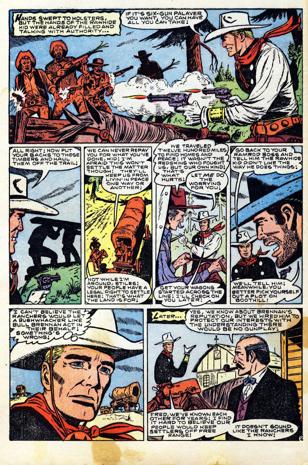 The Rawhide Kid (1955) issue 12 - Page 4