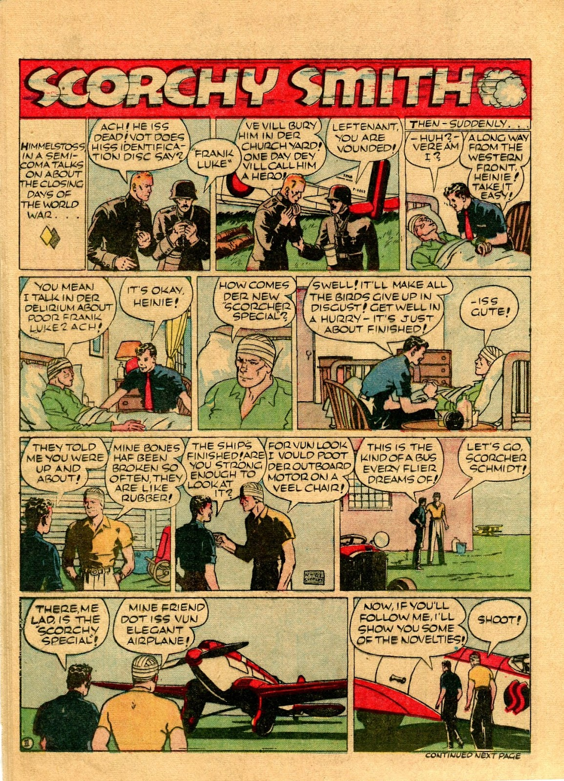 Read online Famous Funnies comic -  Issue #56 - 46