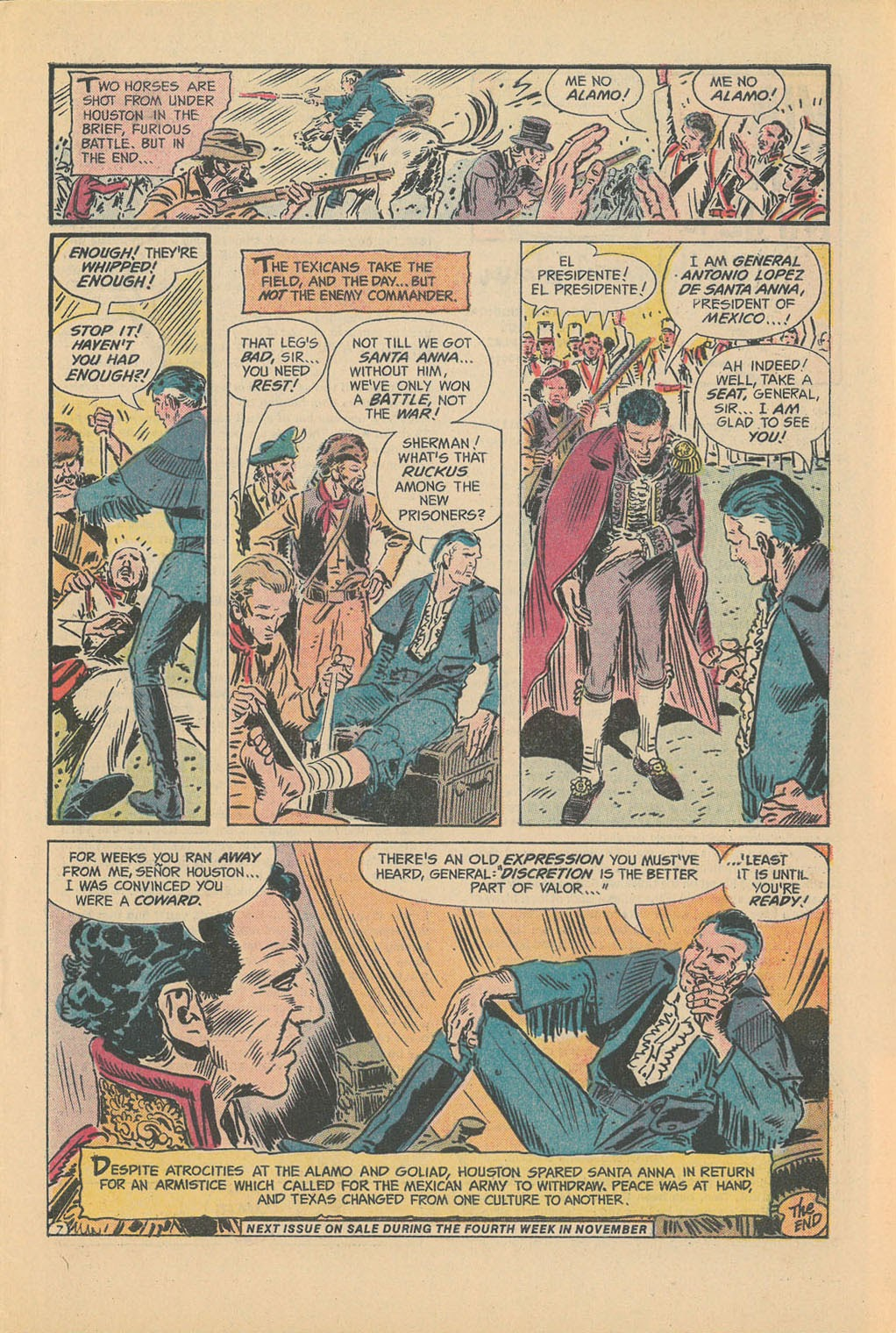 Read online Star Spangled War Stories (1952) comic -  Issue #177 - 30