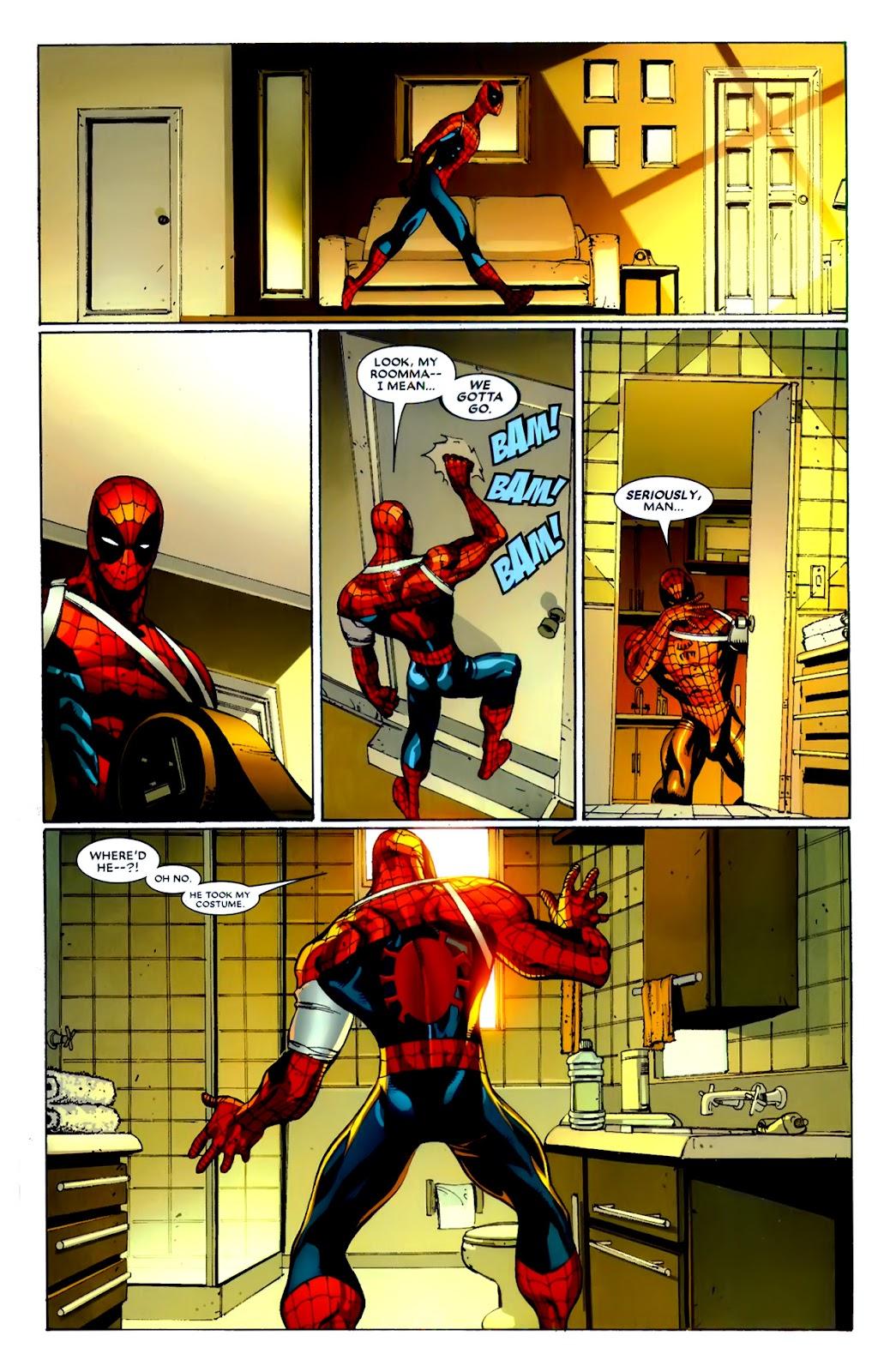 Read online Deadpool (2008) comic -  Issue #21 - 7