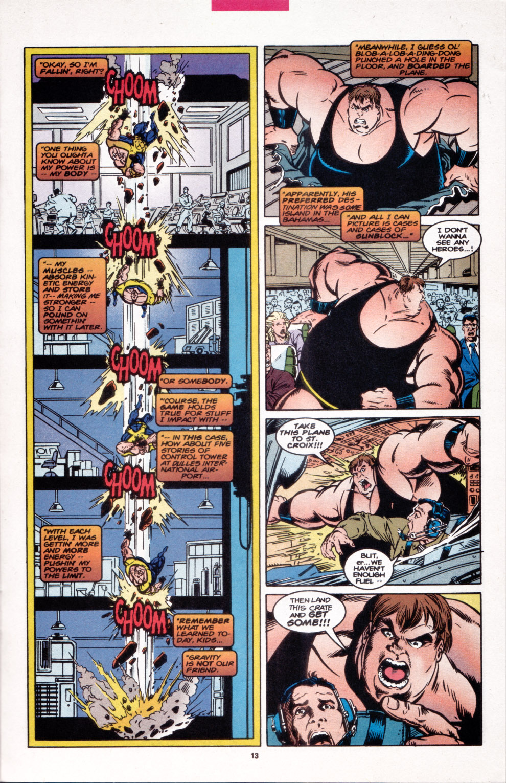 Read online X-Factor (1986) comic -  Issue #107 - 10