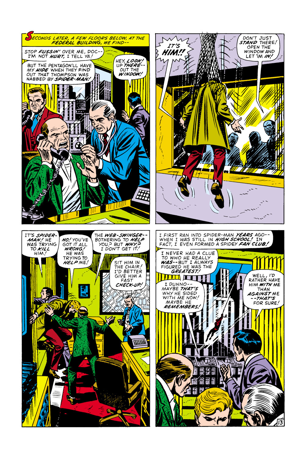The Amazing Spider-Man (1963) 108 Page 13