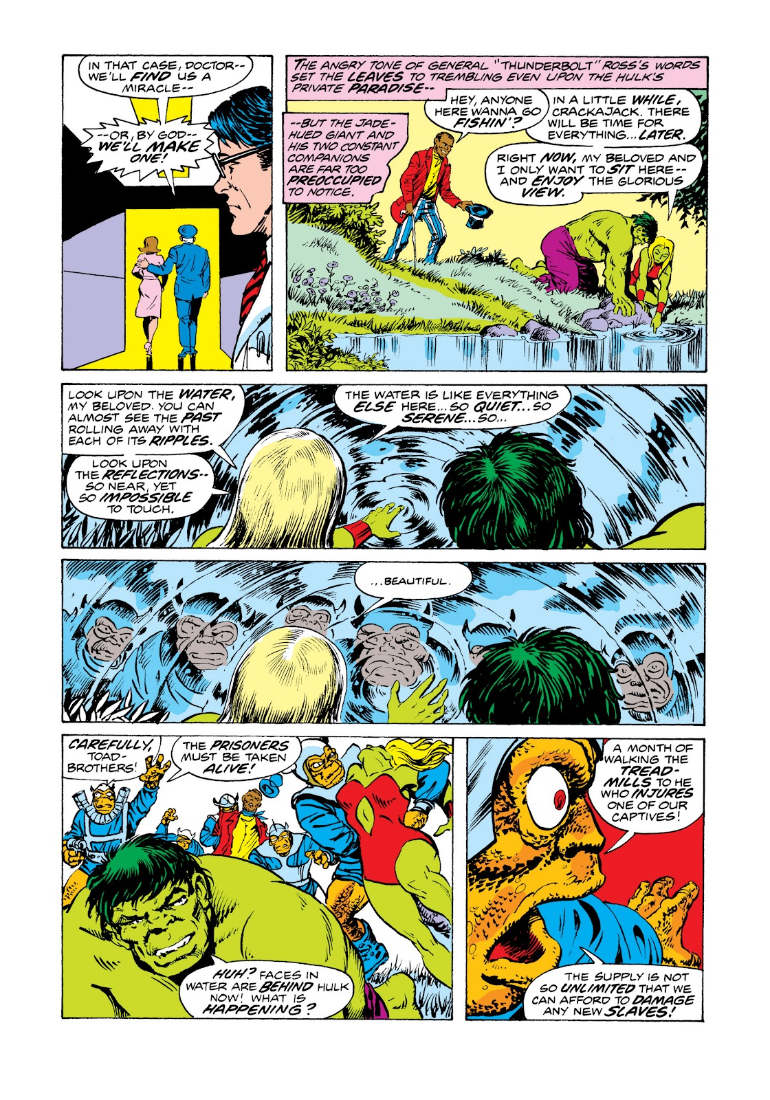 Read online Marvel Masterworks: The Incredible Hulk comic -  Issue # TPB 11 (Part 2) - 34