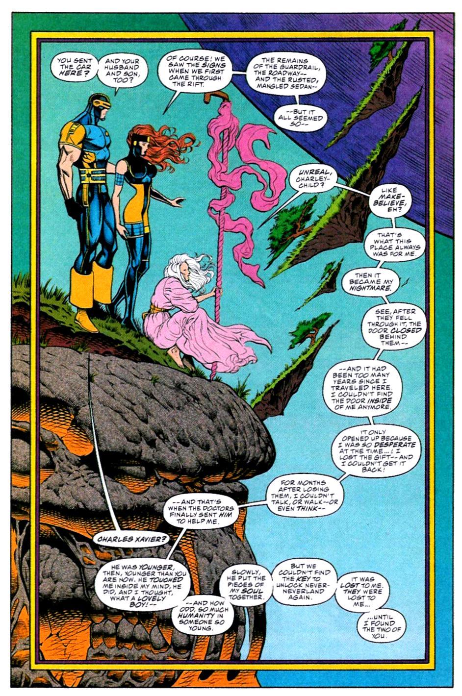 X-Men (1991) 35 Page 16