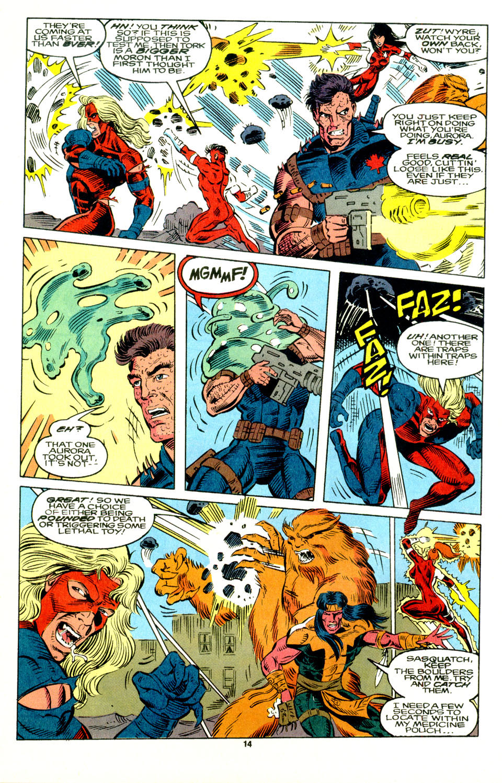 Read online Alpha Flight (1983) comic -  Issue #129 - 11