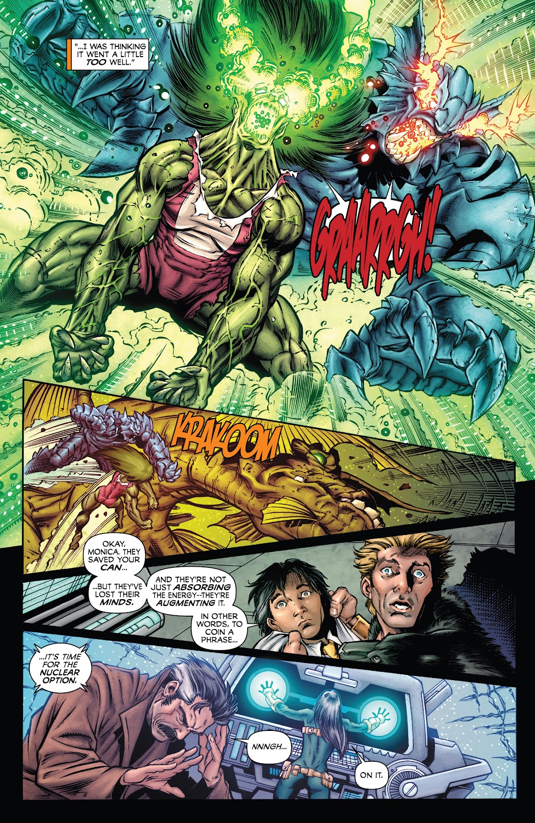 Read online Incredible Hulks (2010) comic -  Issue # _TPB Heart of the Monster - 117