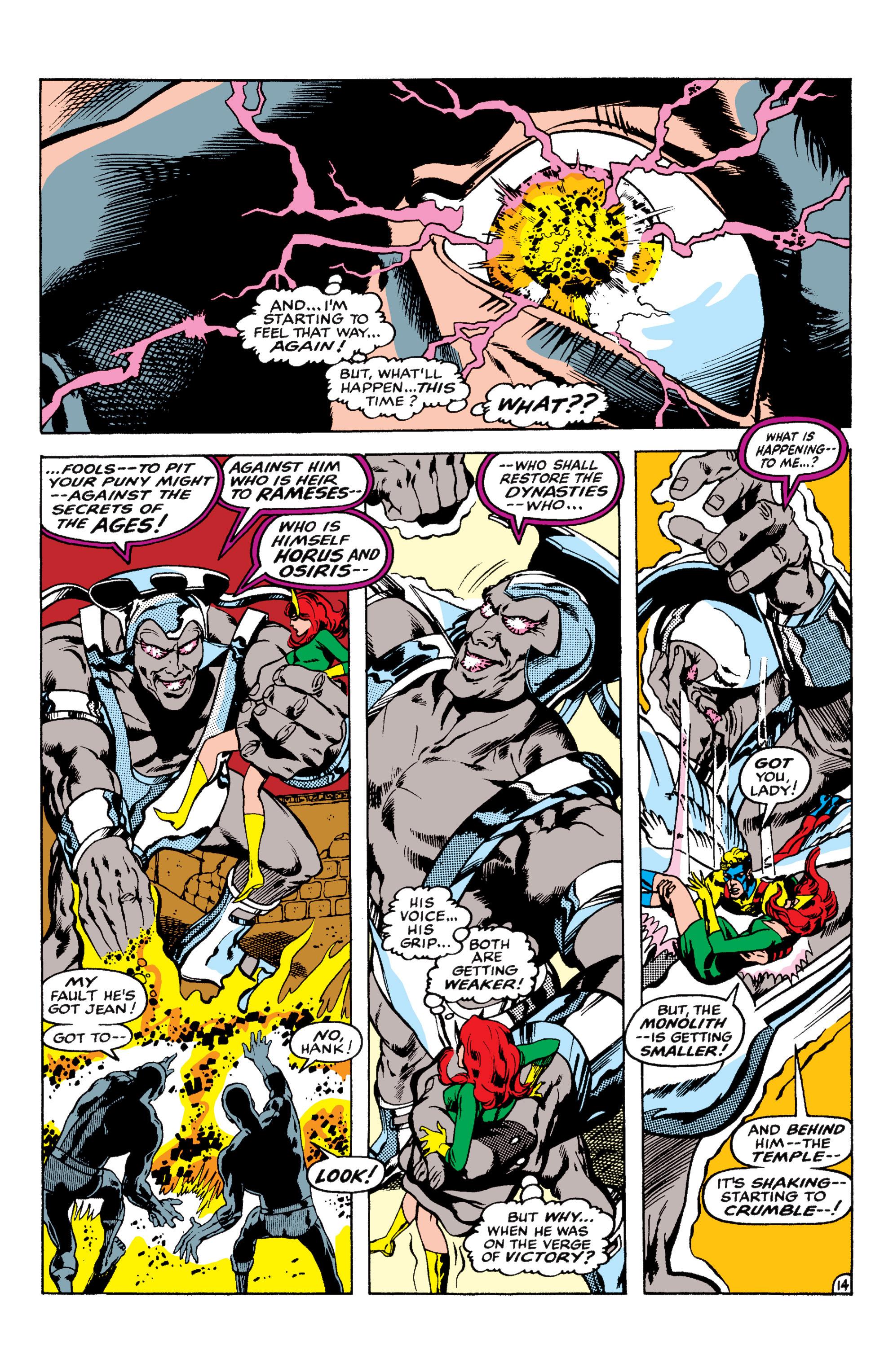 Uncanny X-Men (1963) 56 Page 14
