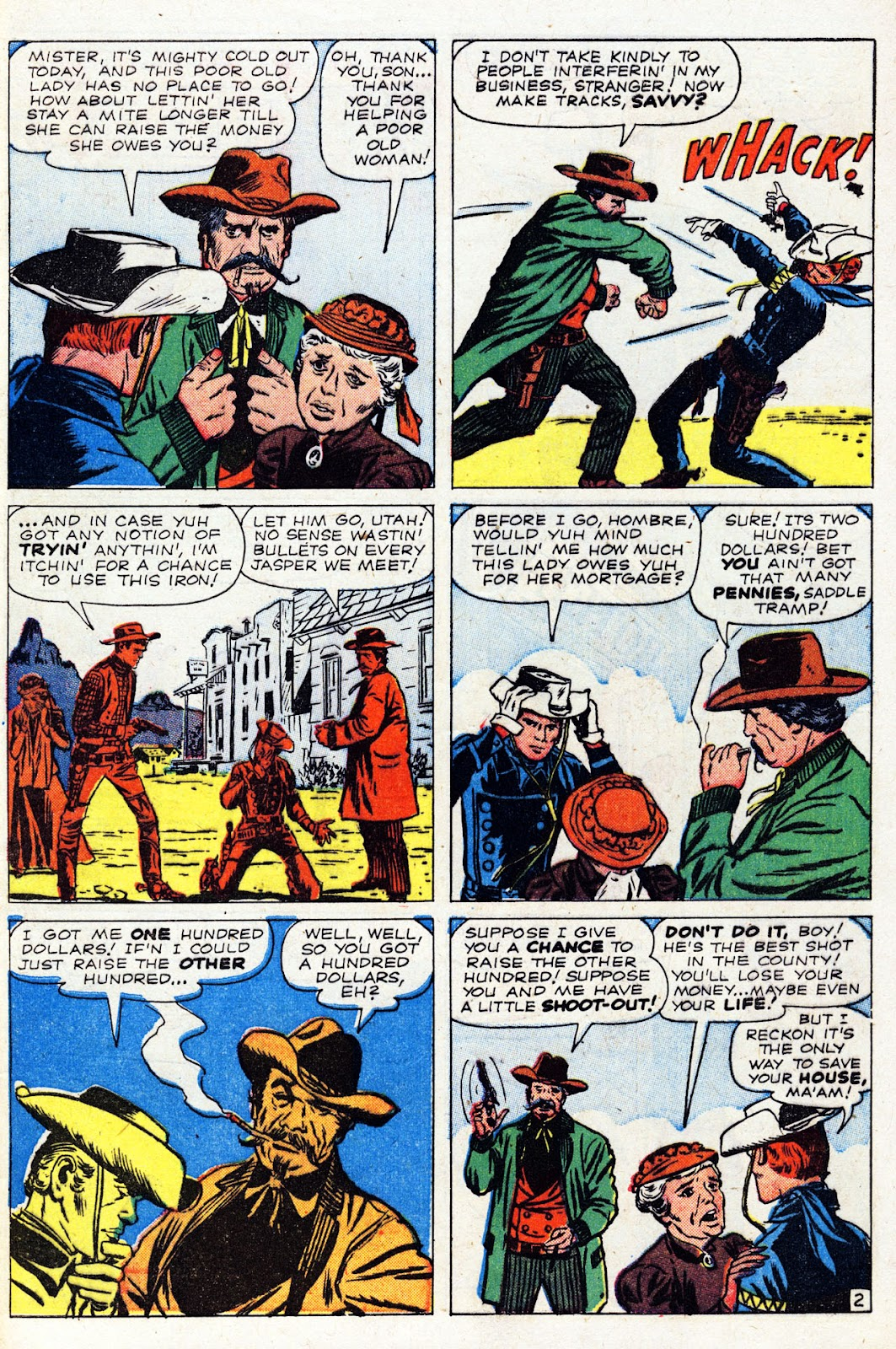 The Rawhide Kid (1955) issue 24 - Page 29