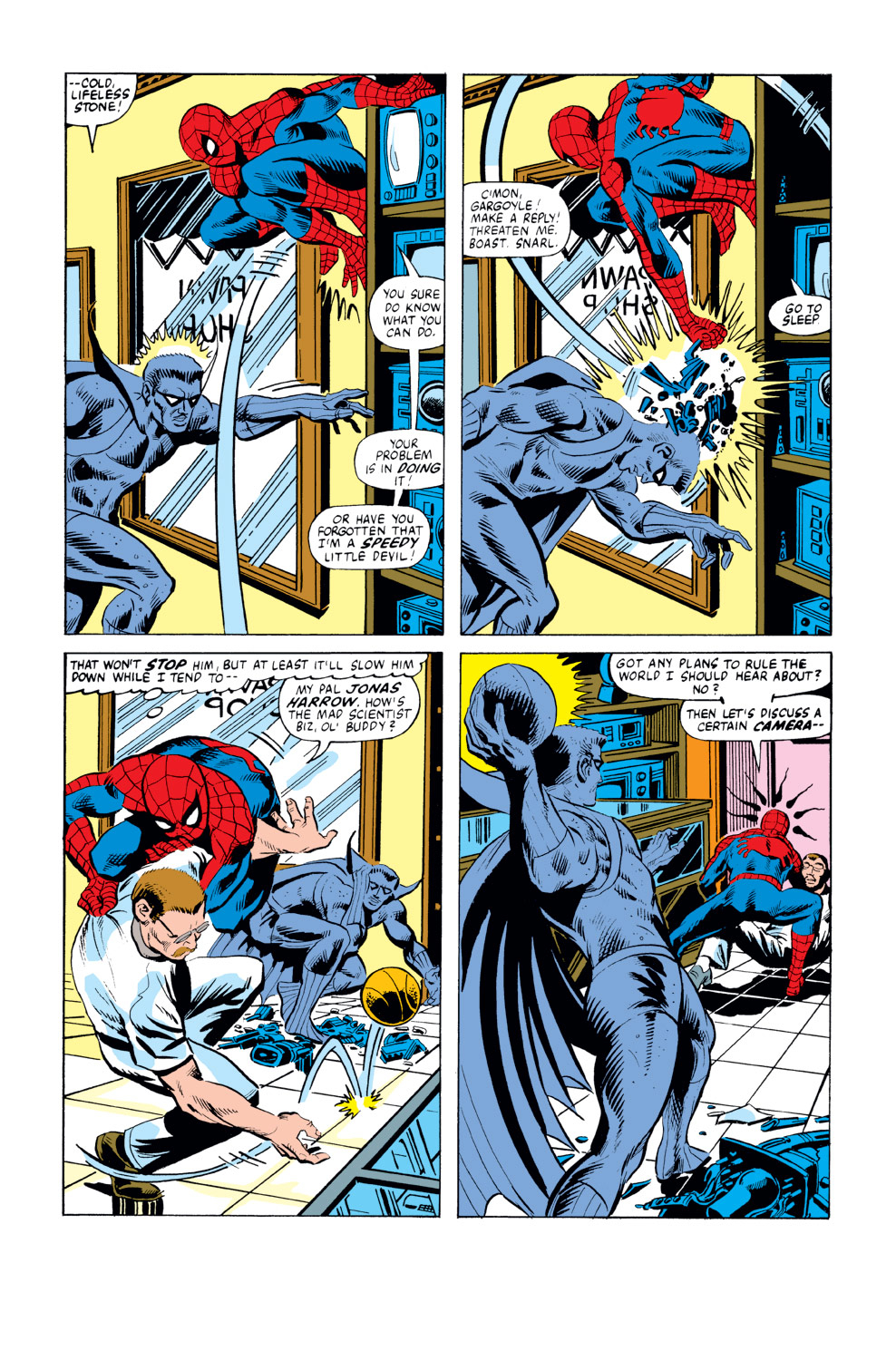 The Amazing Spider-Man (1963) 219 Page 19