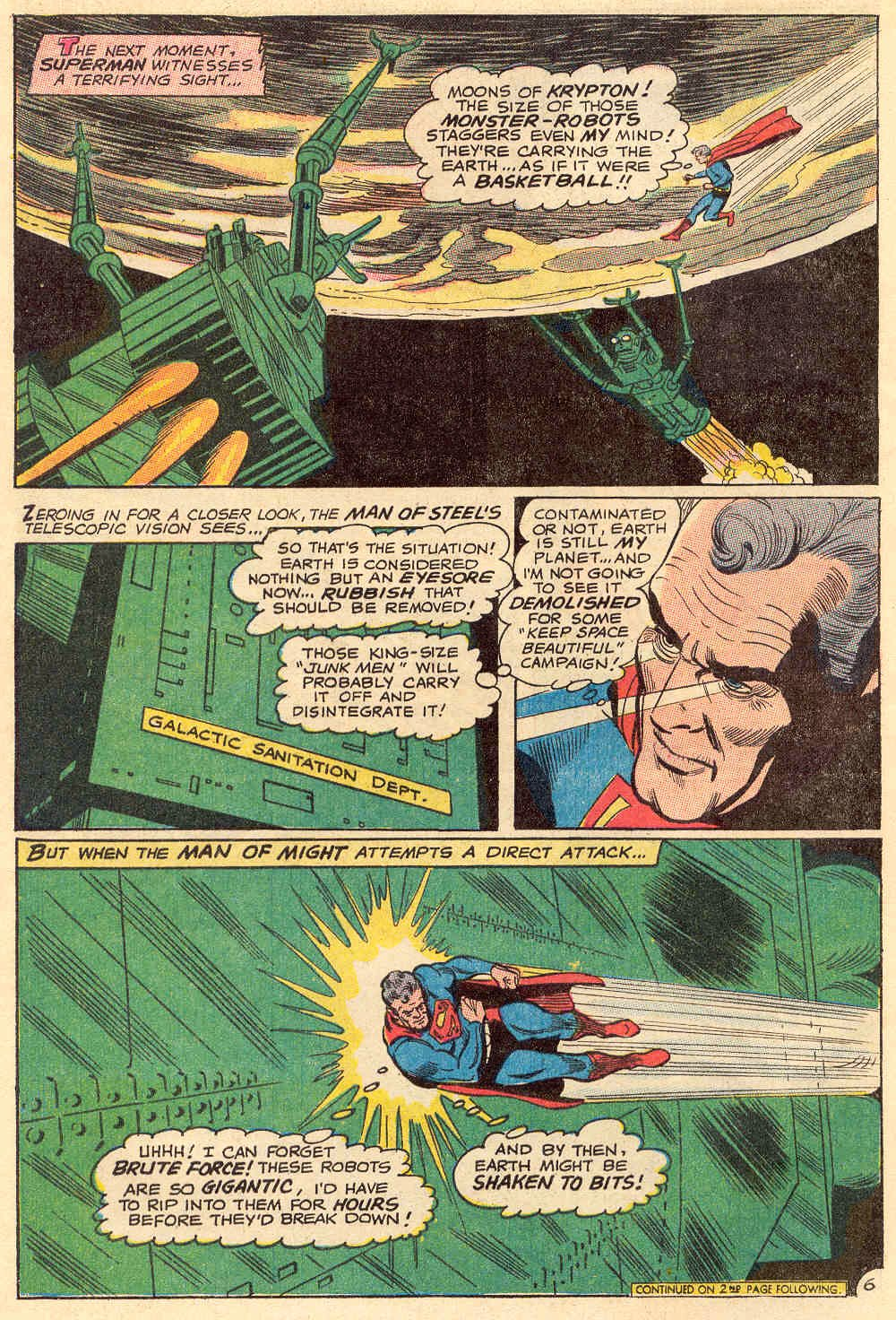 Read online Action Comics (1938) comic -  Issue #387 - 8