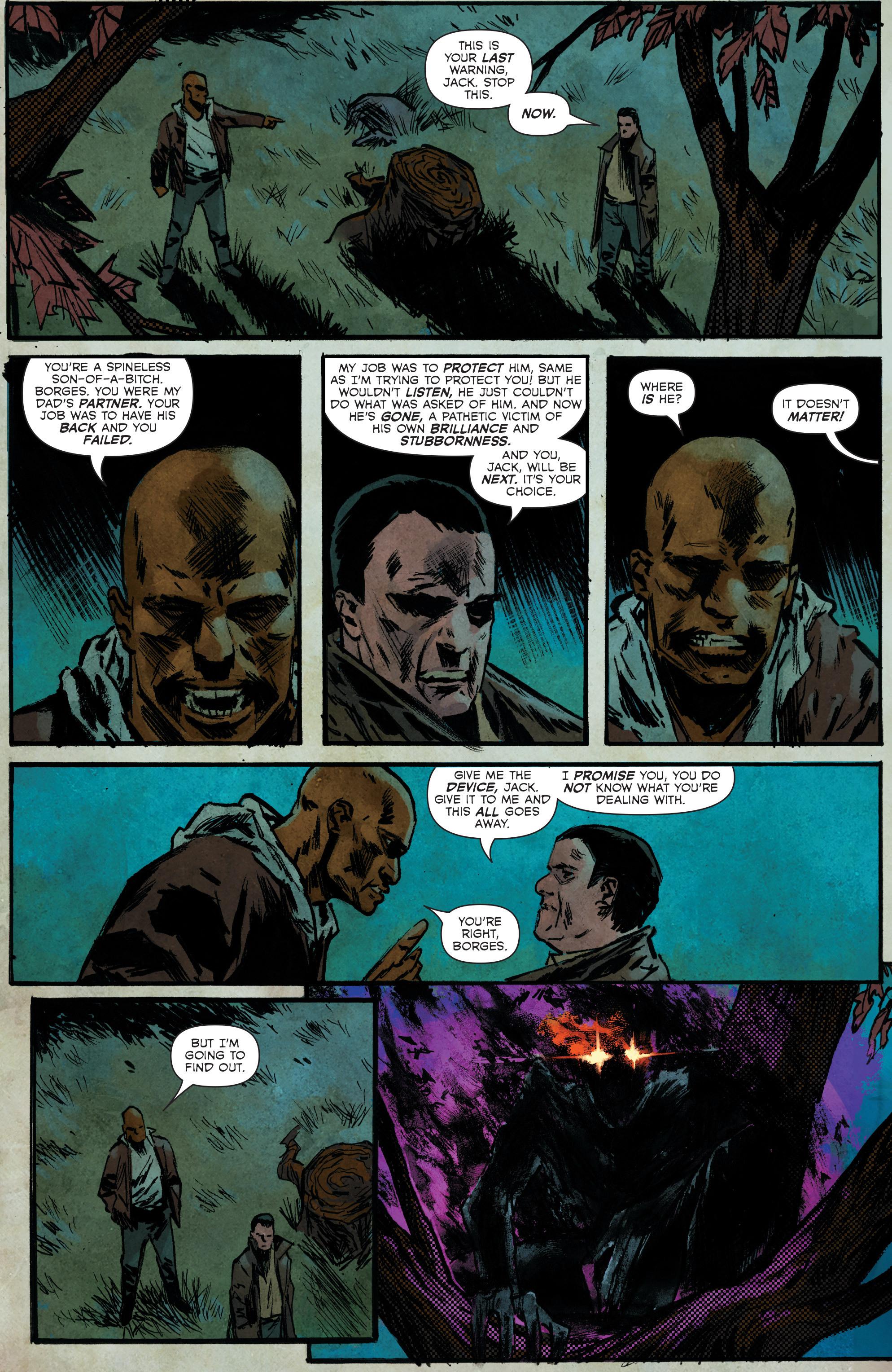 Read online Hoax Hunters (2012) comic -  Issue # TPB 3 - 83