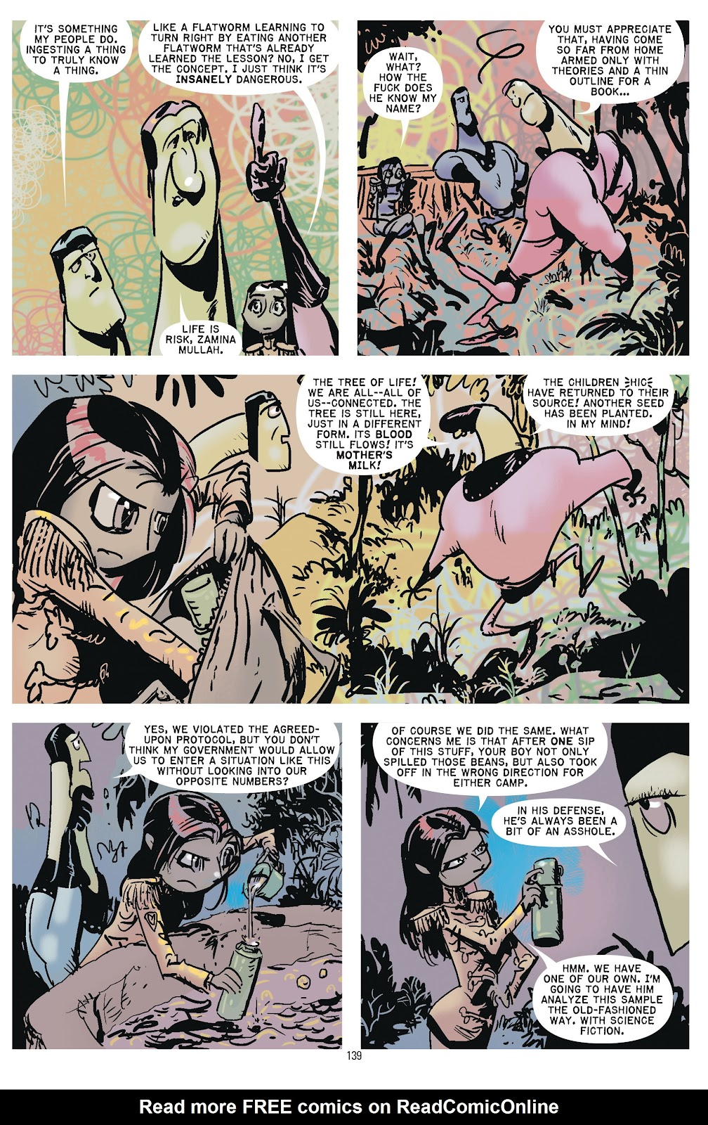 Read online Strange Adventures (2014) comic -  Issue # TPB (Part 2) - 40