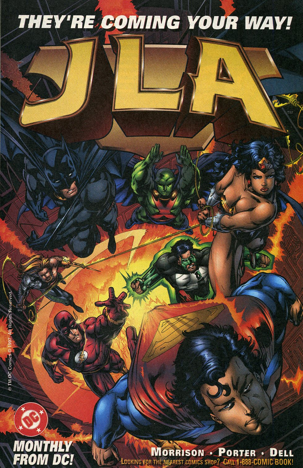 Read online Adventures in the DC Universe comic -  Issue #1 - 30