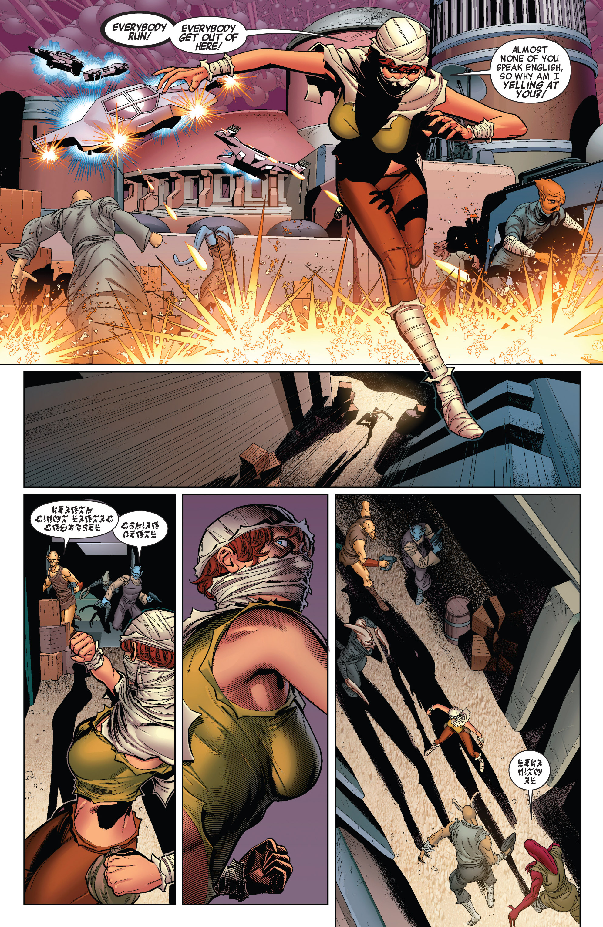 Read online Avengers (2010) comic -  Issue #32 - 6