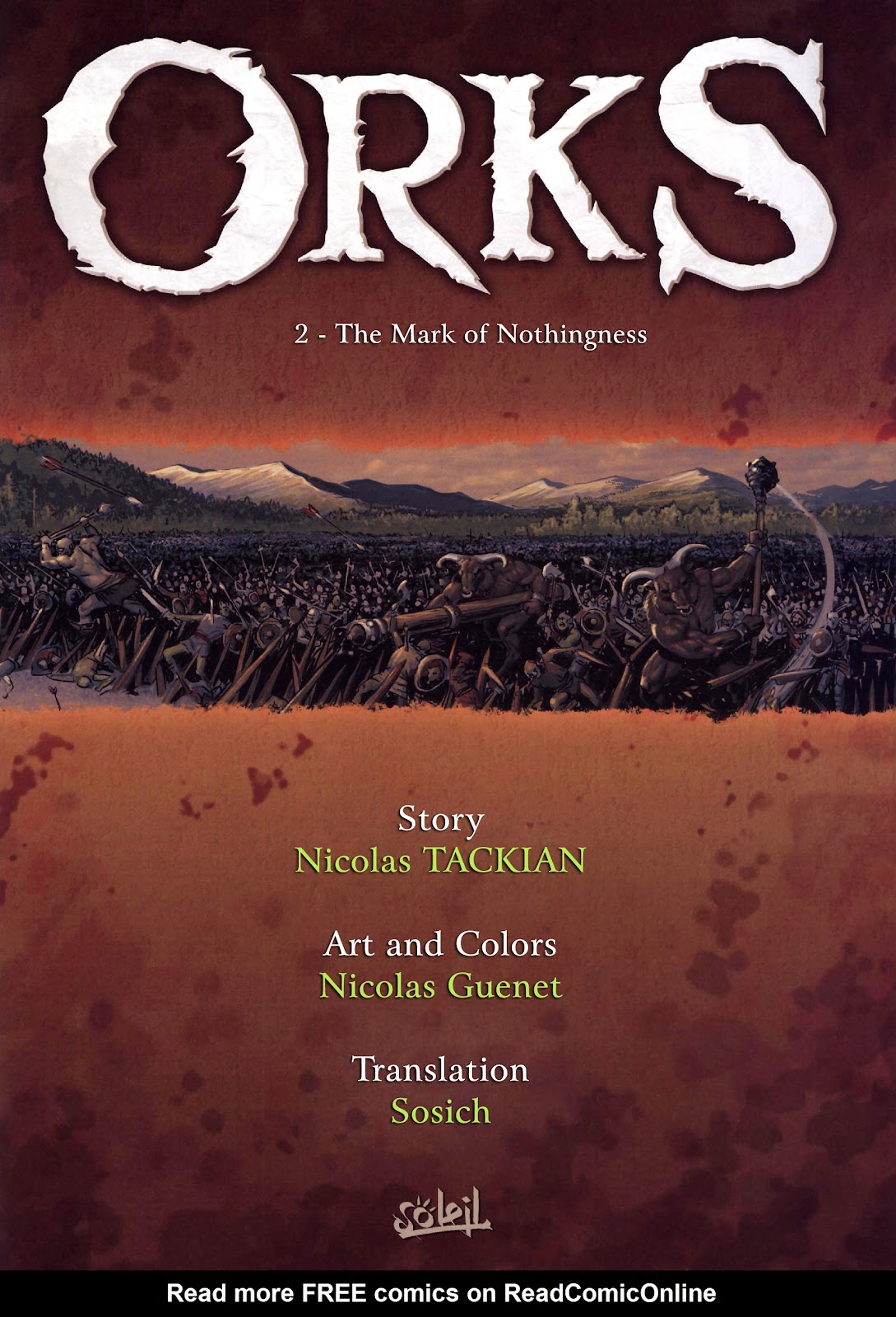 Read online Orks comic -  Issue #2 - 3