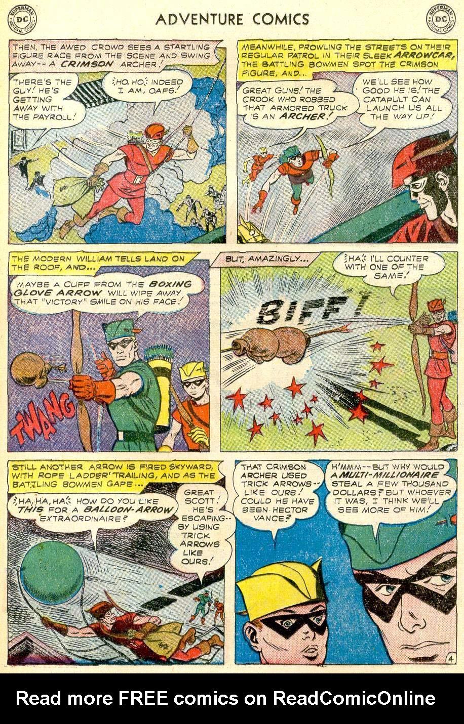 Read online Adventure Comics (1938) comic -  Issue #259 - 29