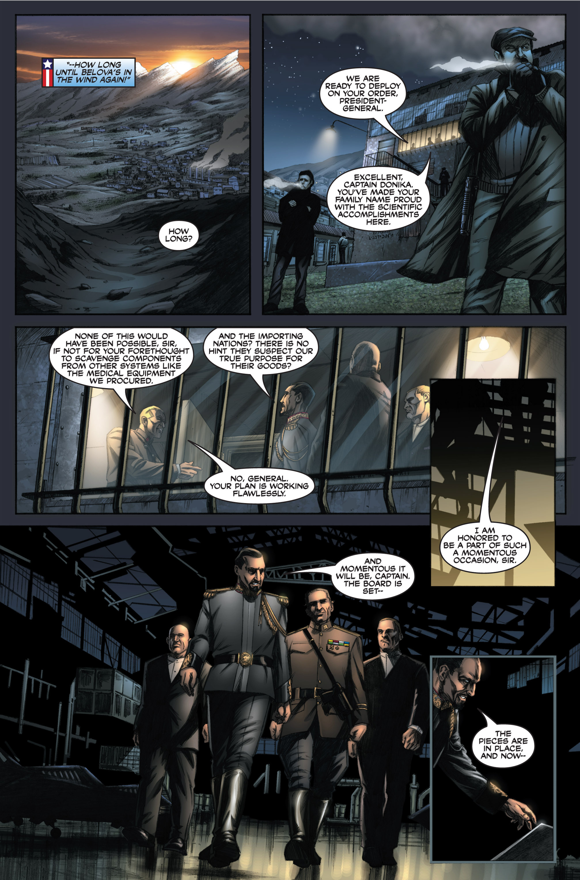 Read online America's Army comic -  Issue #6 - 9