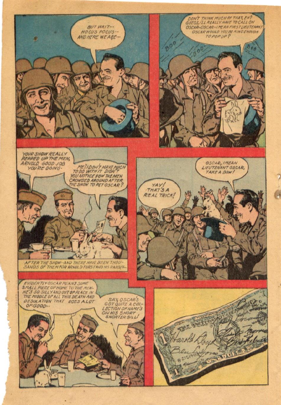 Read online Super-Magician Comics comic -  Issue #43 - 28