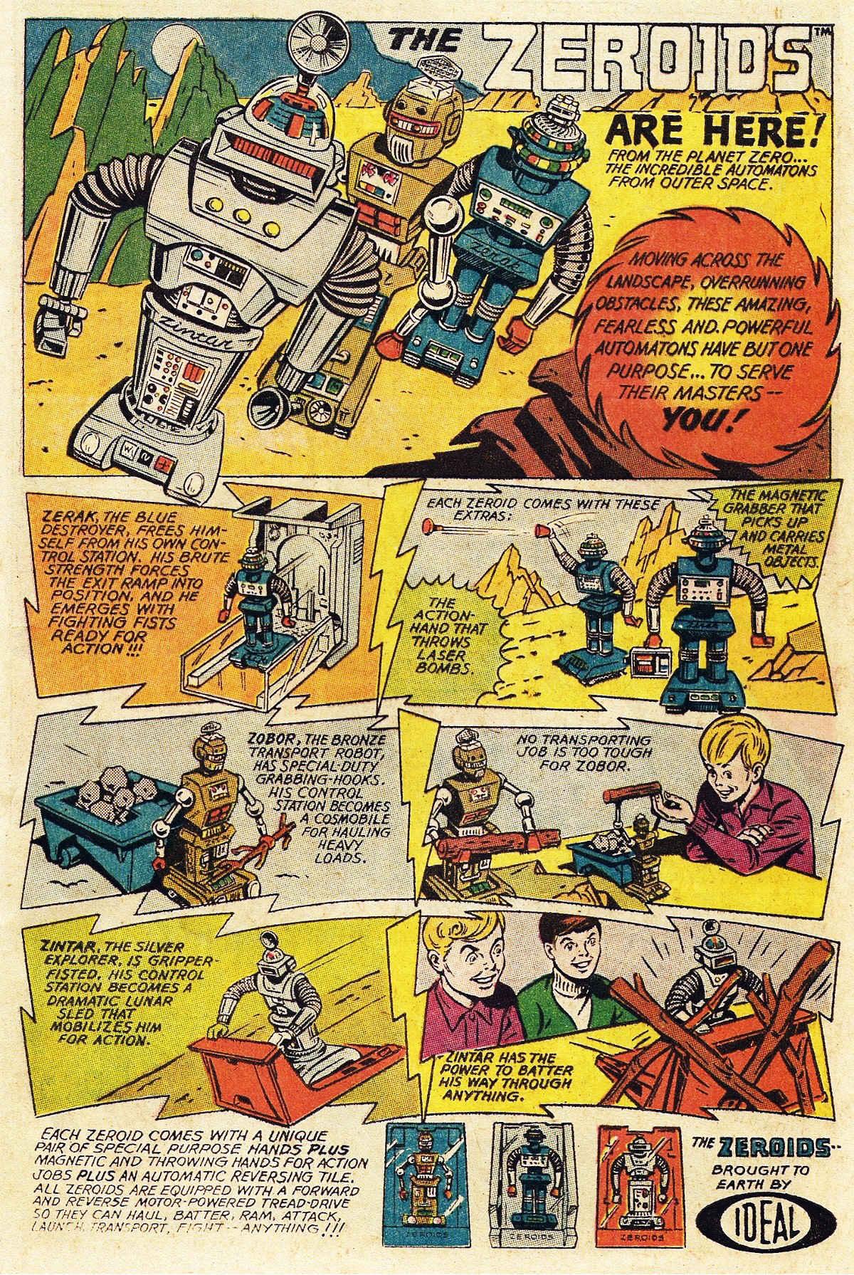 Read online Adventure Comics (1938) comic -  Issue #377 - 9