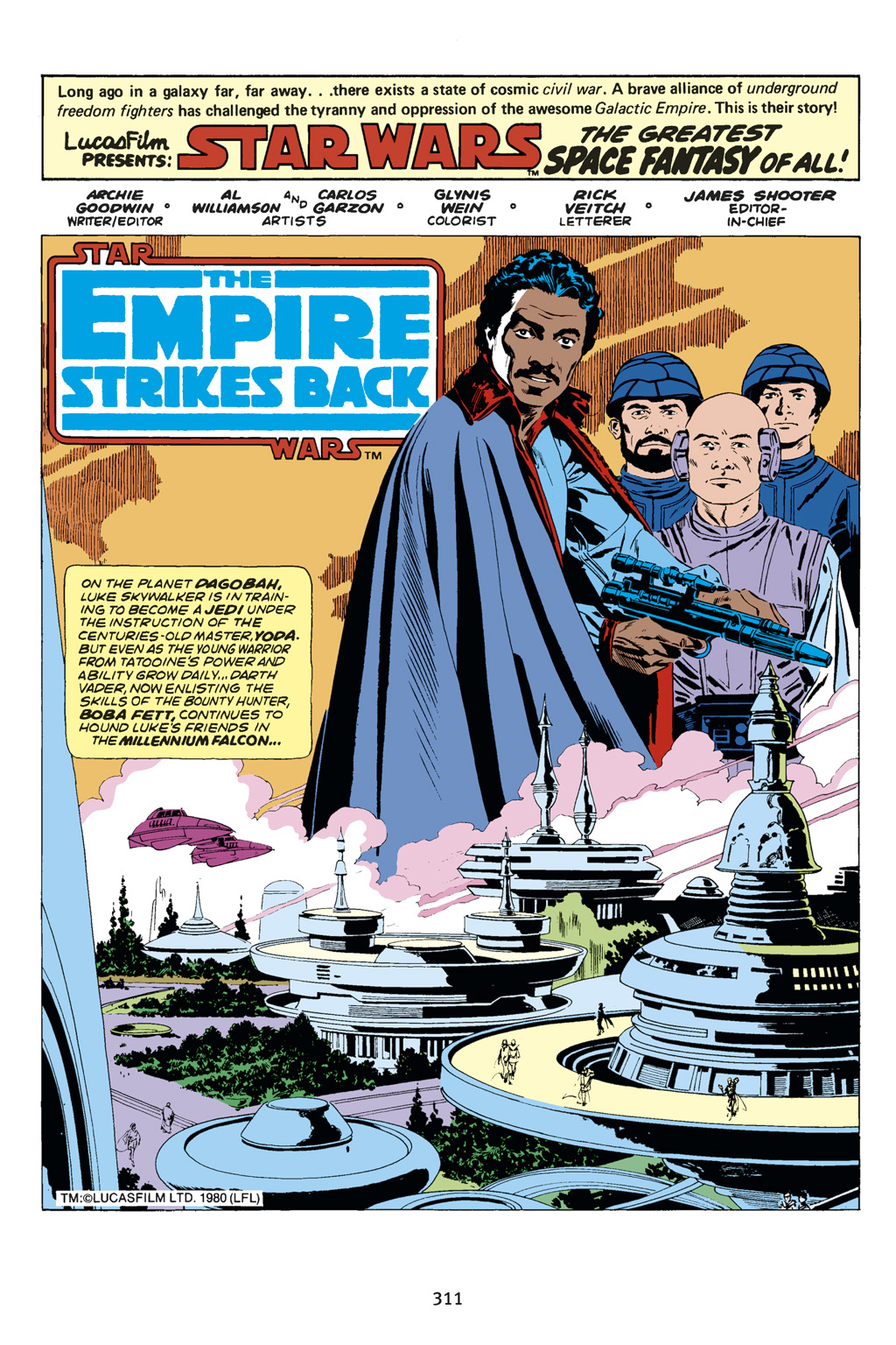 Read online Star Wars Omnibus comic -  Issue # Vol. 14 - 309