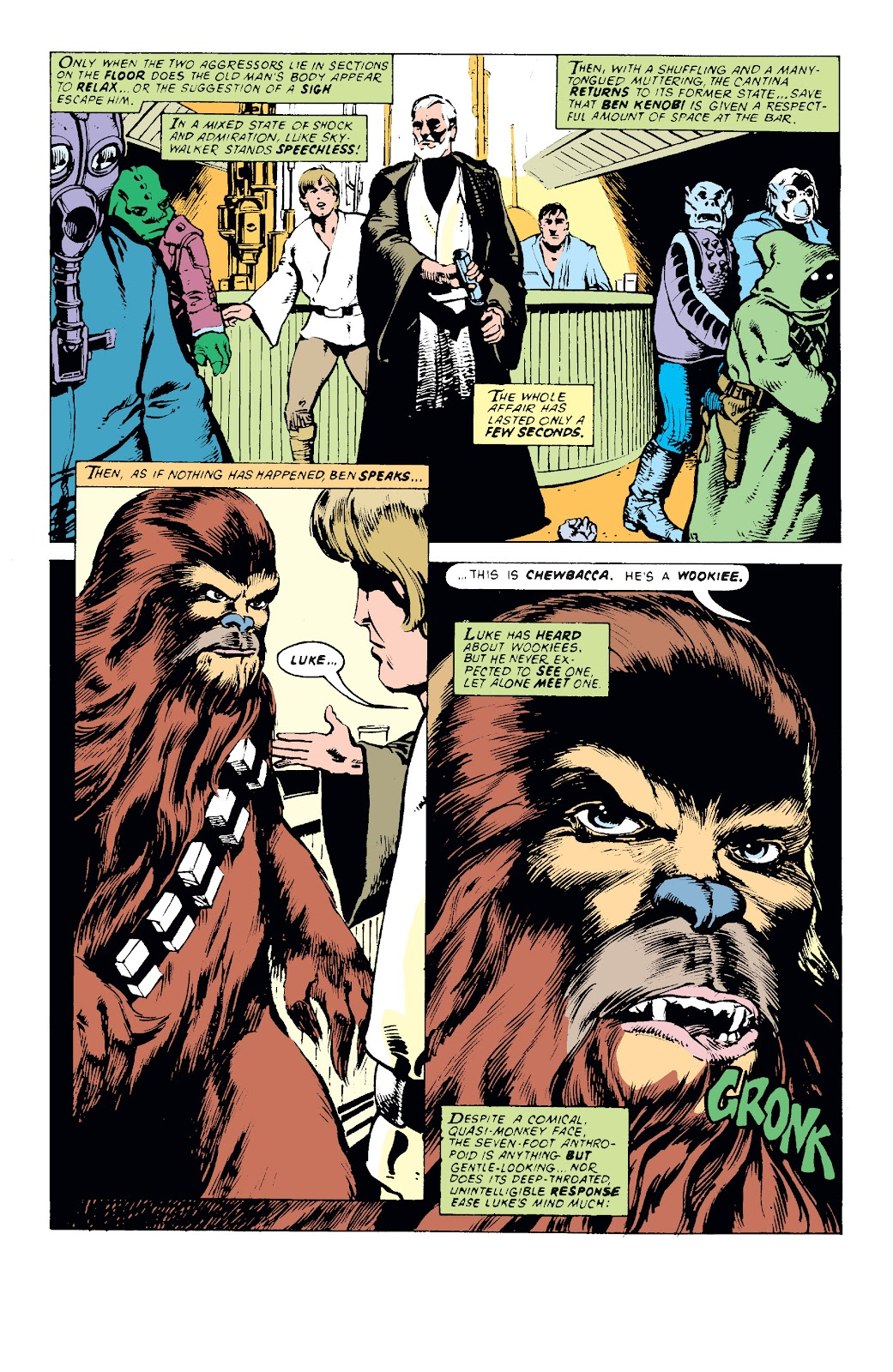Read online Star Wars Legends: The Original Marvel Years - Epic Collection comic -  Issue # TPB 1 (Part 1) - 33