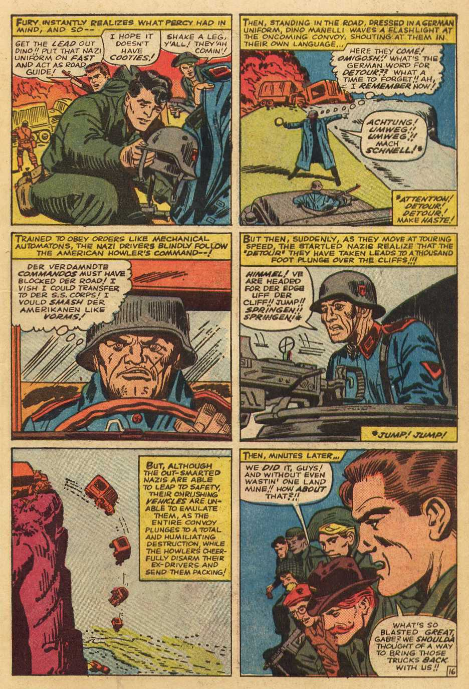 Read online Sgt. Fury comic -  Issue # _Special 2 - 59