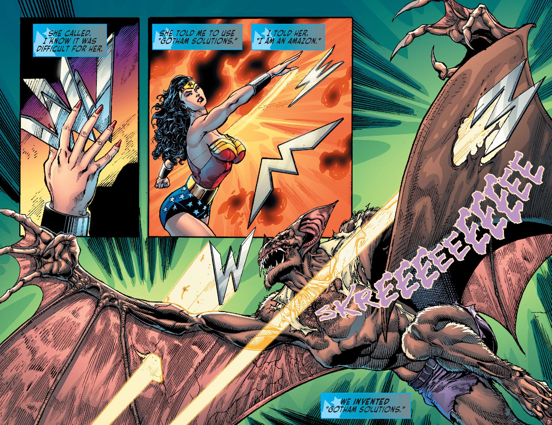 Read online Sensation Comics Featuring Wonder Woman comic -  Issue #1 - 13