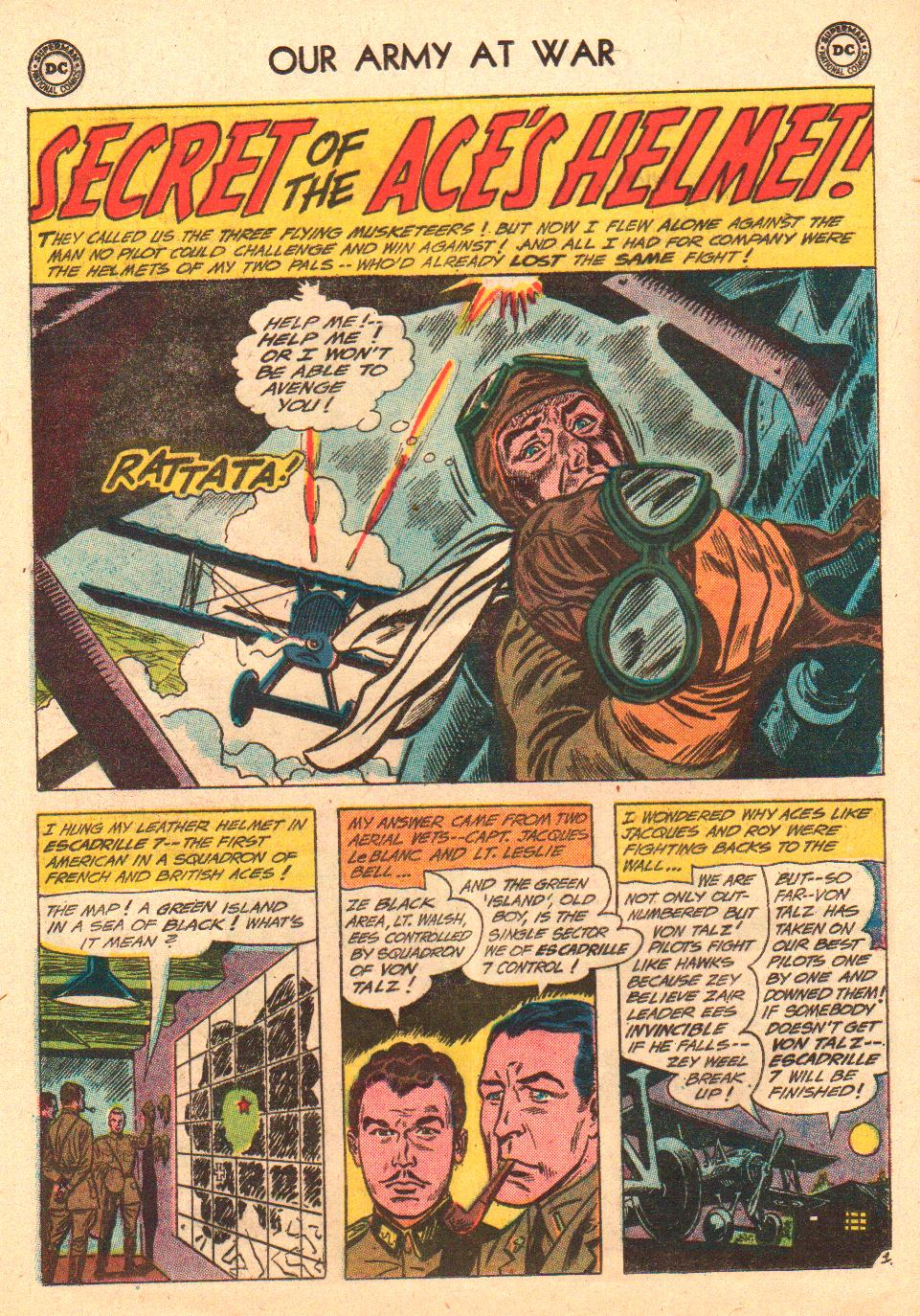 Our Army at War (1952) issue 97 - Page 20