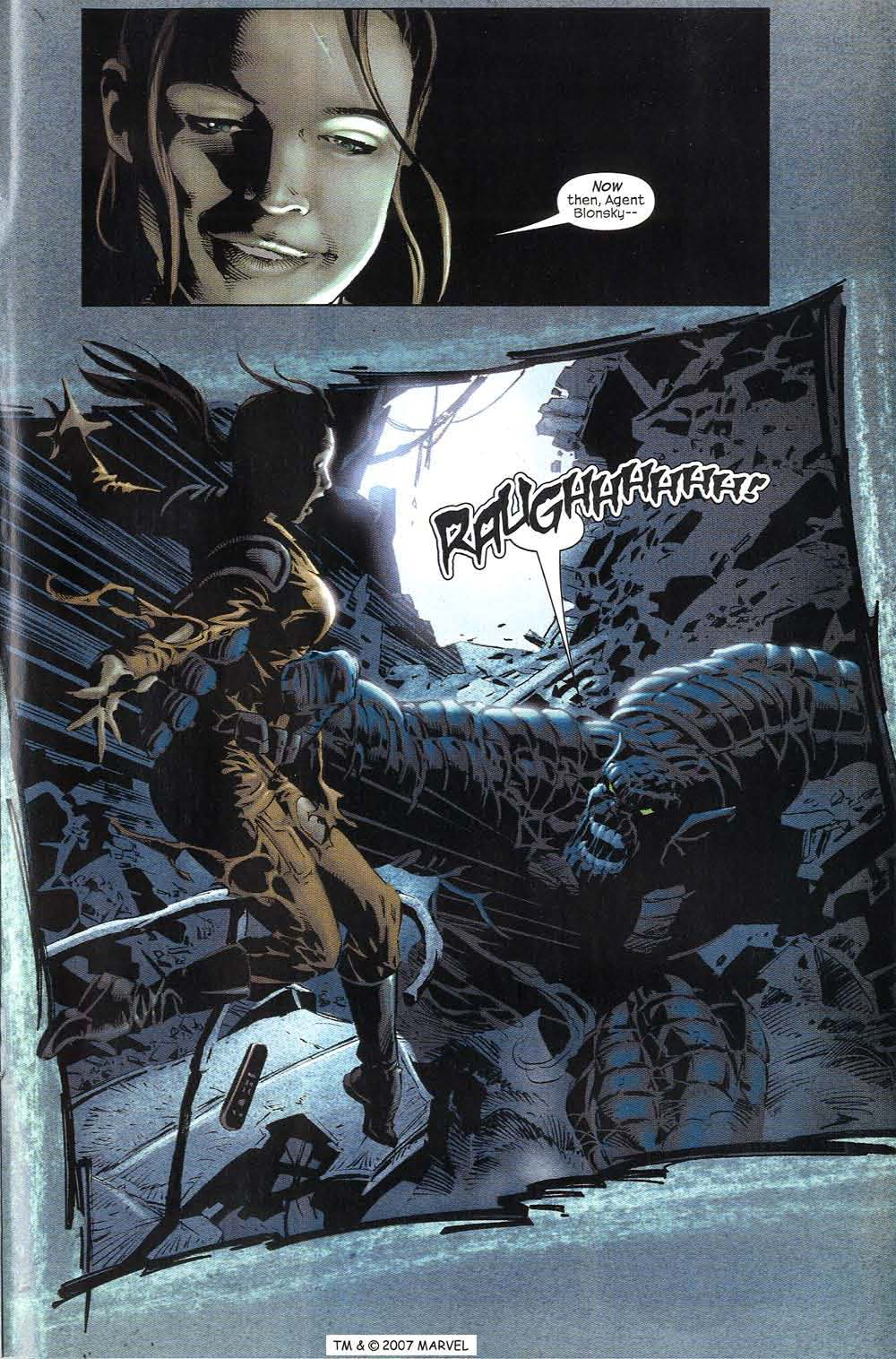 Read online The Incredible Hulk (2000) comic -  Issue #51 - 23