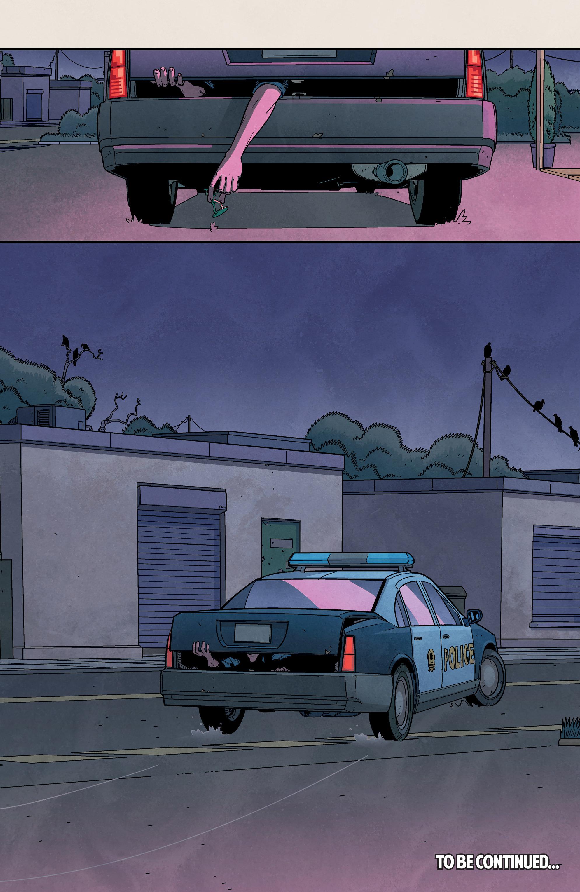 Read online Plastic comic -  Issue #2 - 24