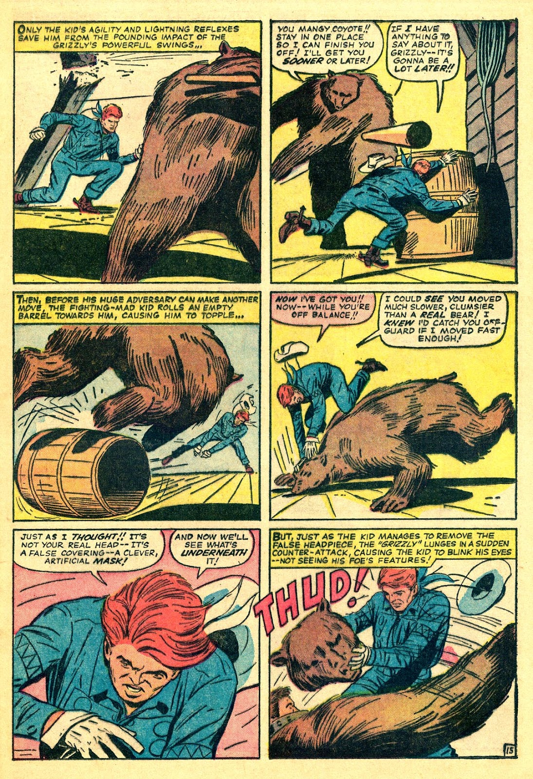 The Rawhide Kid (1955) issue 40 - Page 21