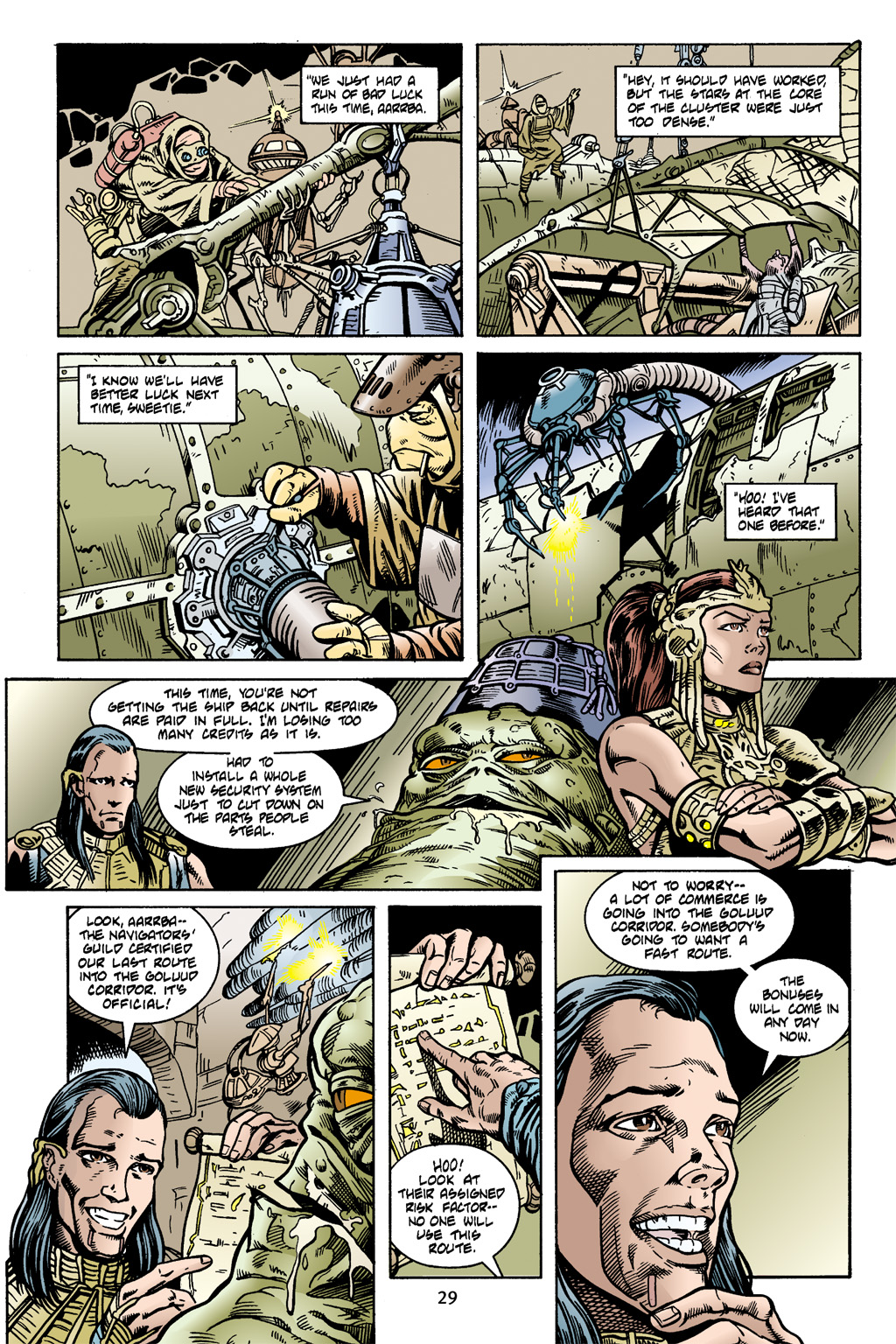 Read online Star Wars Omnibus comic -  Issue # Vol. 4 - 27