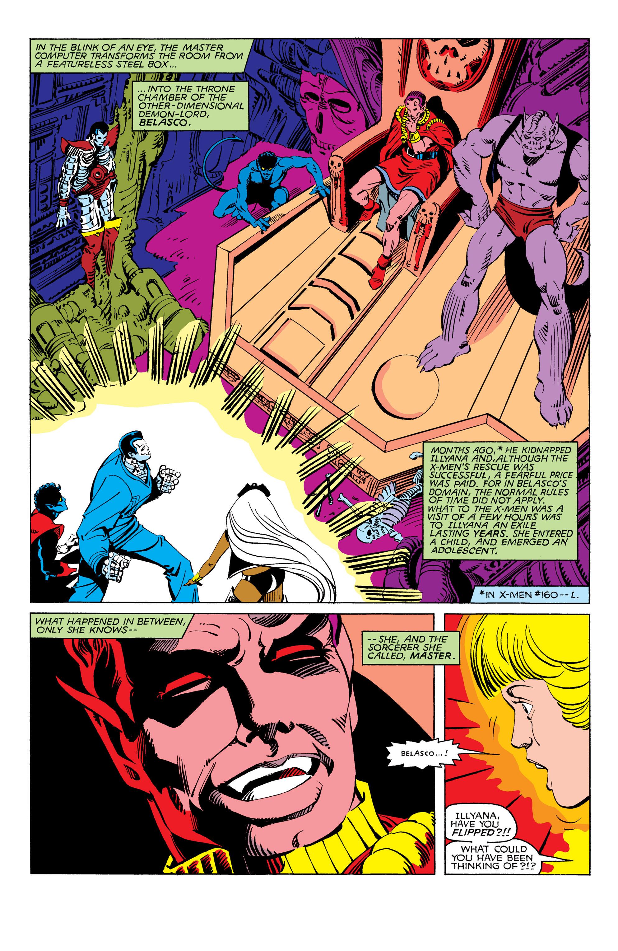 Read online Uncanny X-Men (1963) comic -  Issue #171 - 14