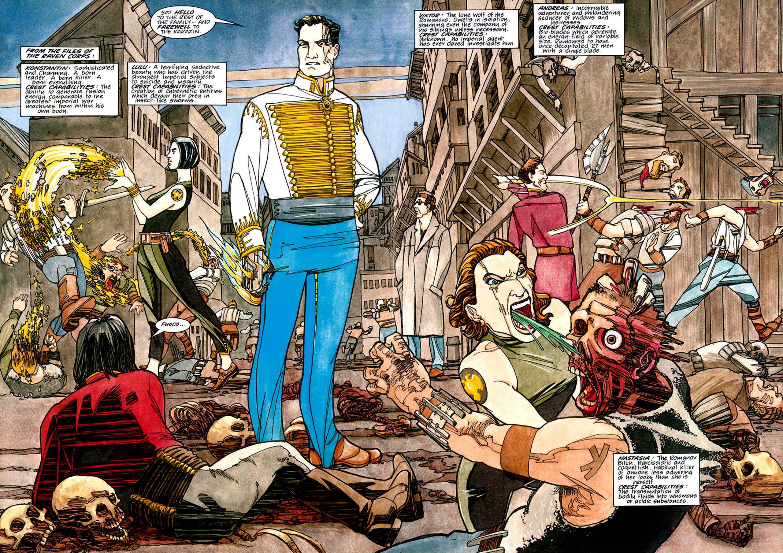 Read online Nikolai Dante comic -  Issue # TPB 1 - 78