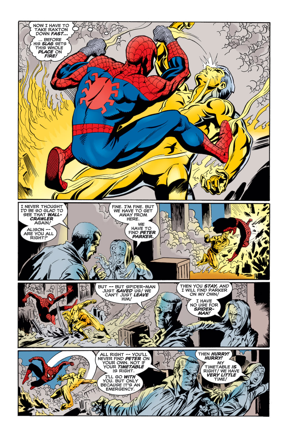 The Amazing Spider-Man (1963) 440 Page 16