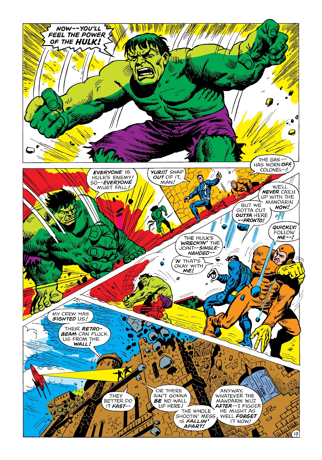 Read online Marvel Masterworks: The Incredible Hulk comic -  Issue # TPB 4 (Part 2) - 31