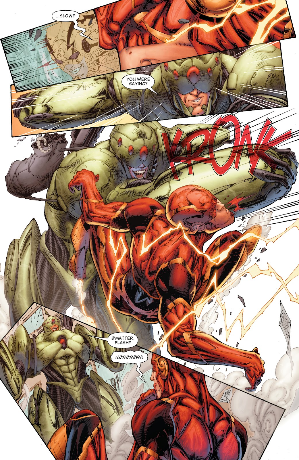 Read online The Flash (2011) comic -  Issue # _TPB 8 (Part 1) - 20