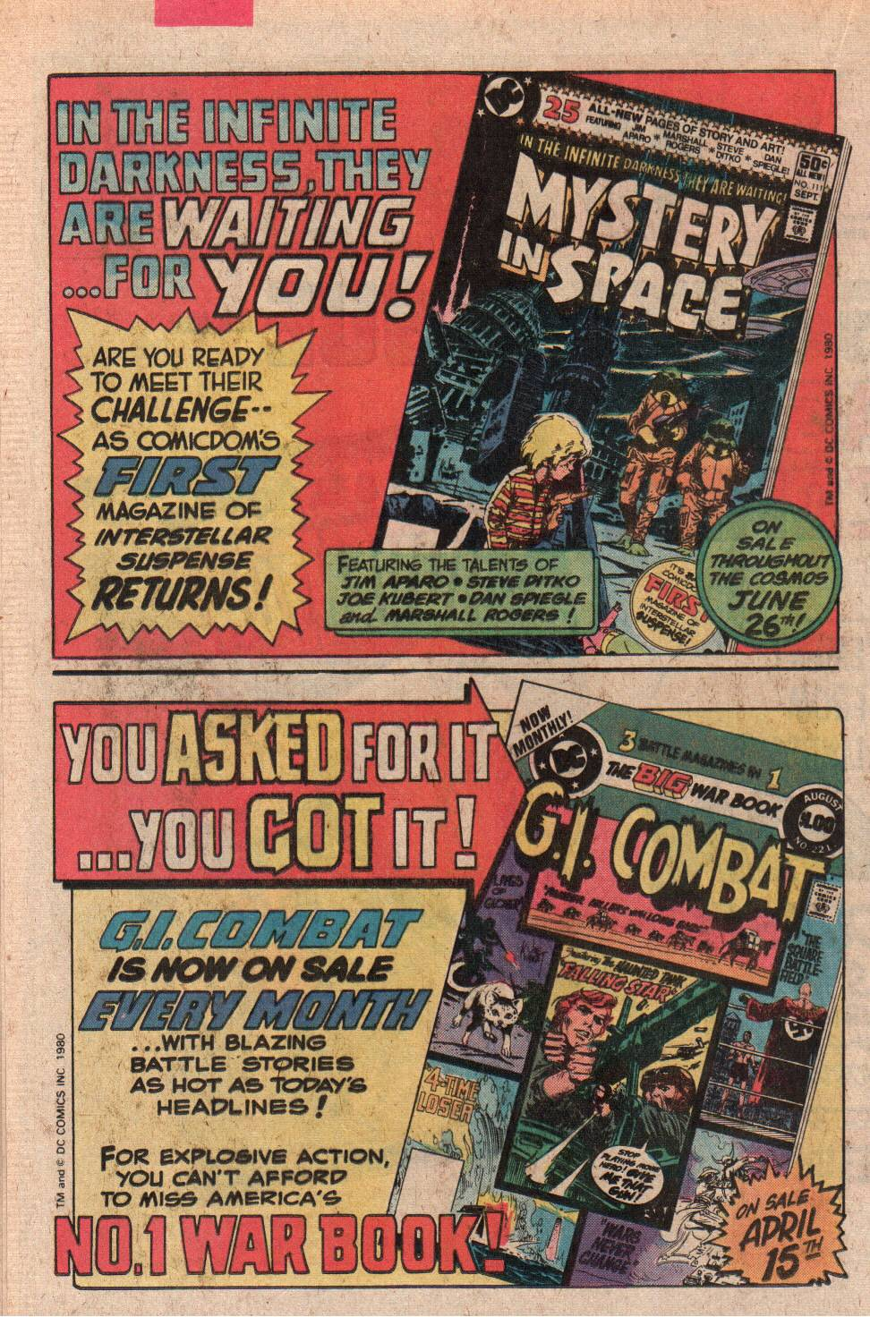 Read online Adventure Comics (1938) comic -  Issue #474 - 19