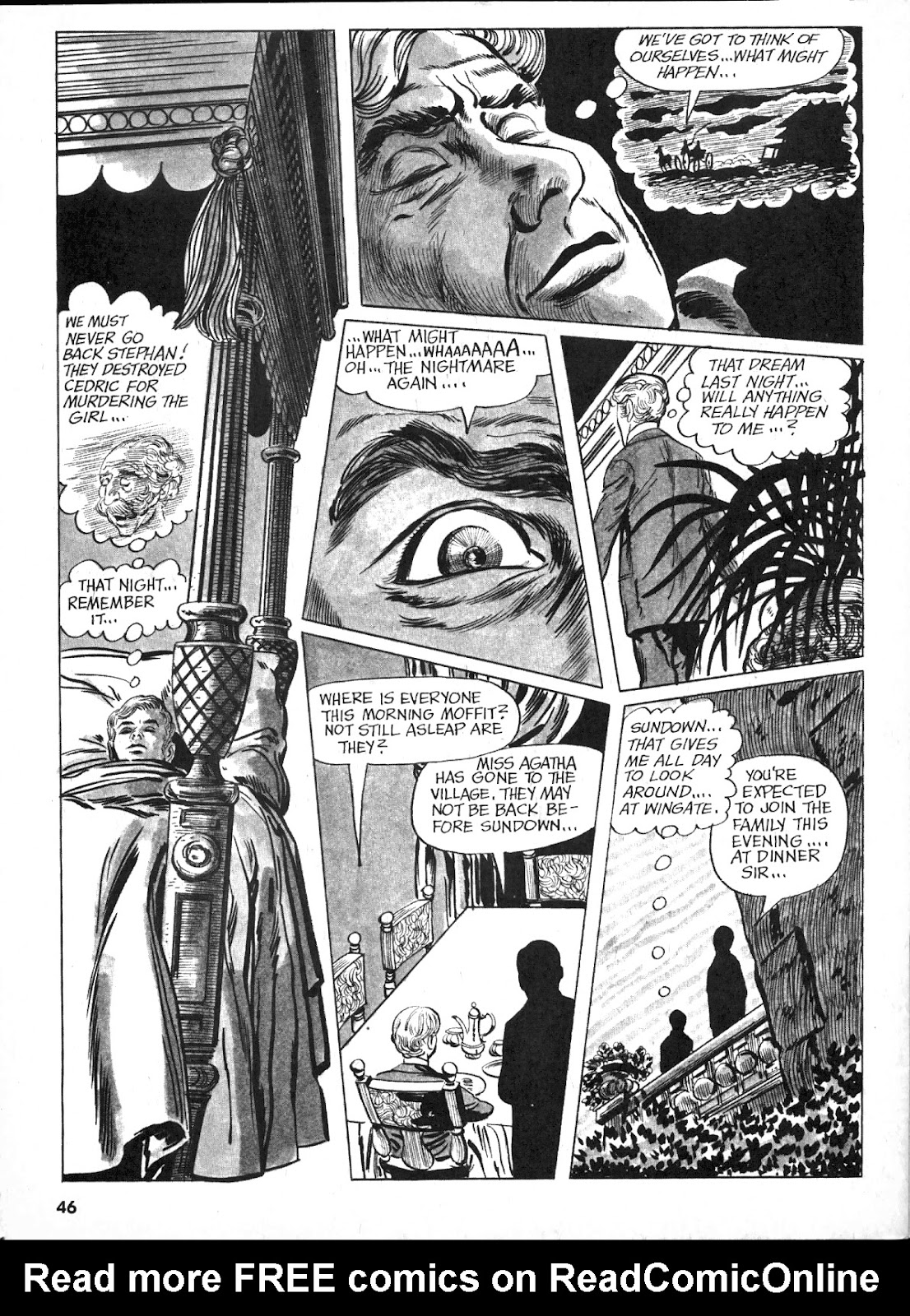 Creepy (1964) Issue #25 #25 - English 45