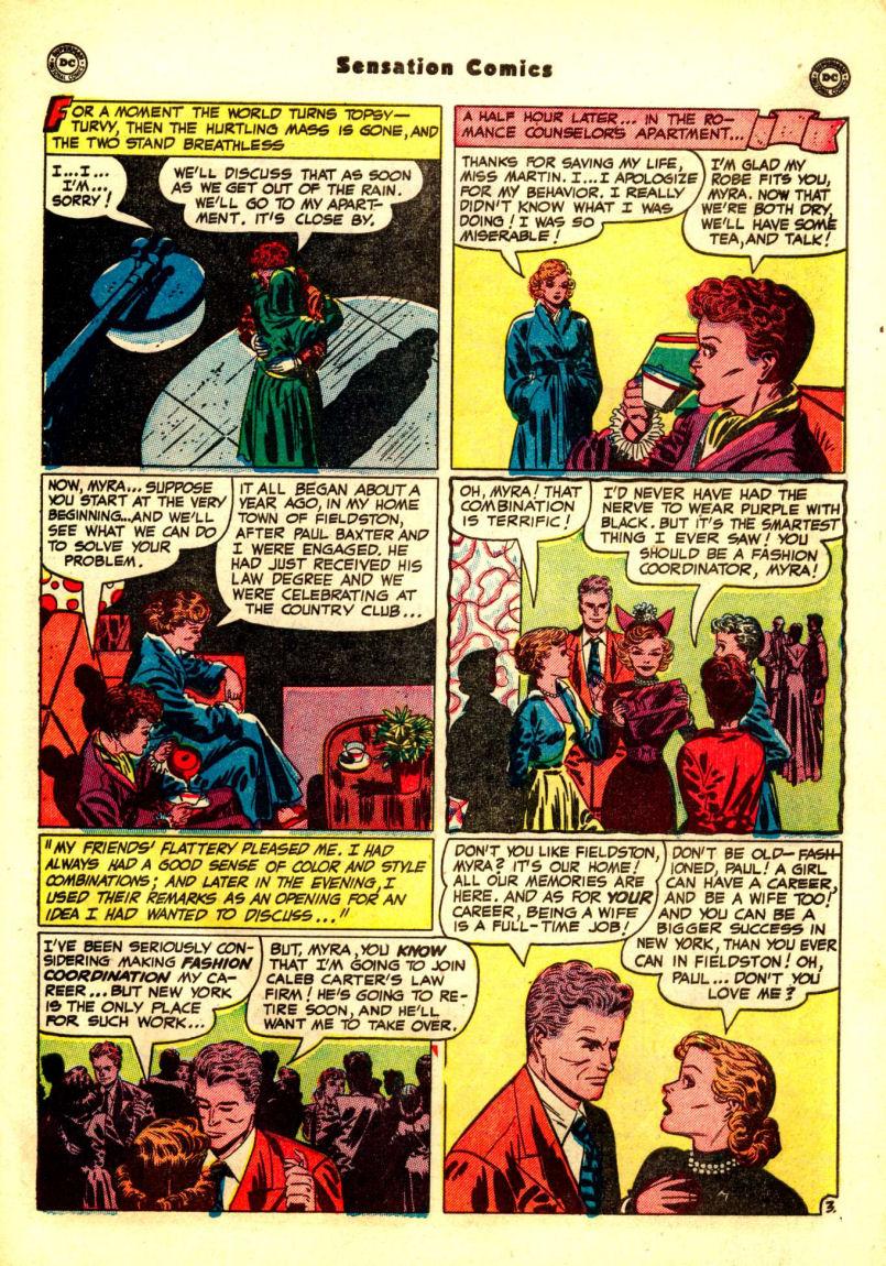 Read online Sensation (Mystery) Comics comic -  Issue #99 - 41