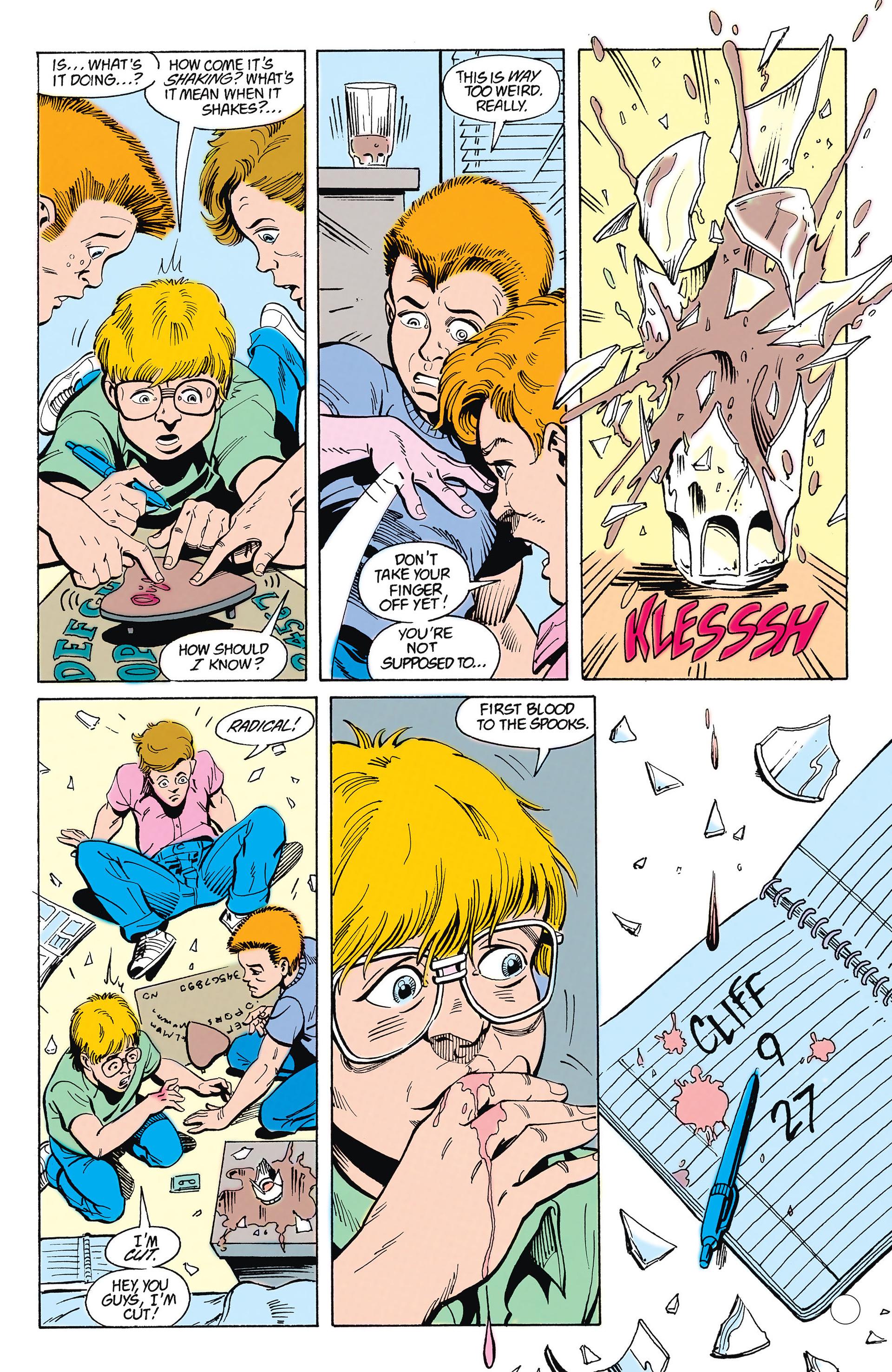 Read online Animal Man (1988) comic -  Issue #14 - 16