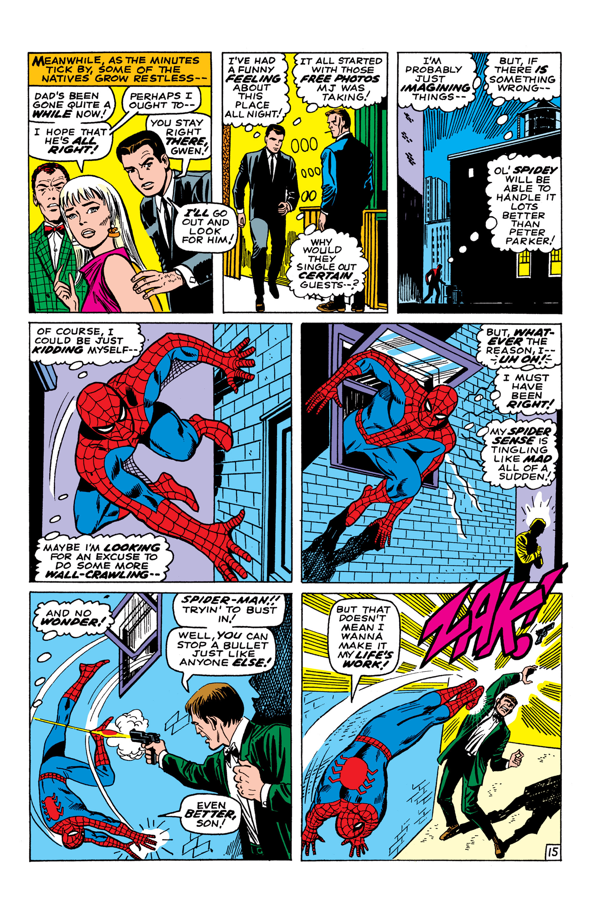 The Amazing Spider-Man (1963) 59 Page 15