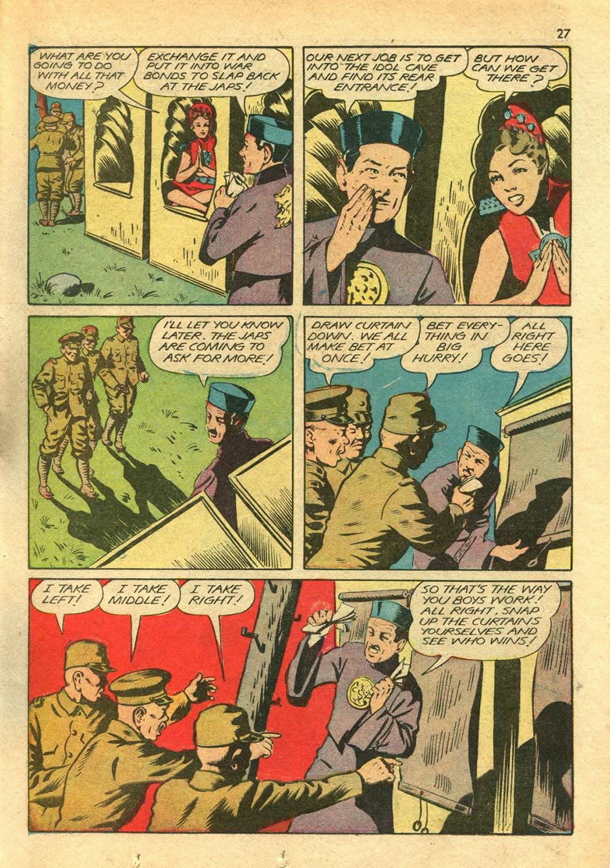 Read online Super-Magician Comics comic -  Issue #14 - 27