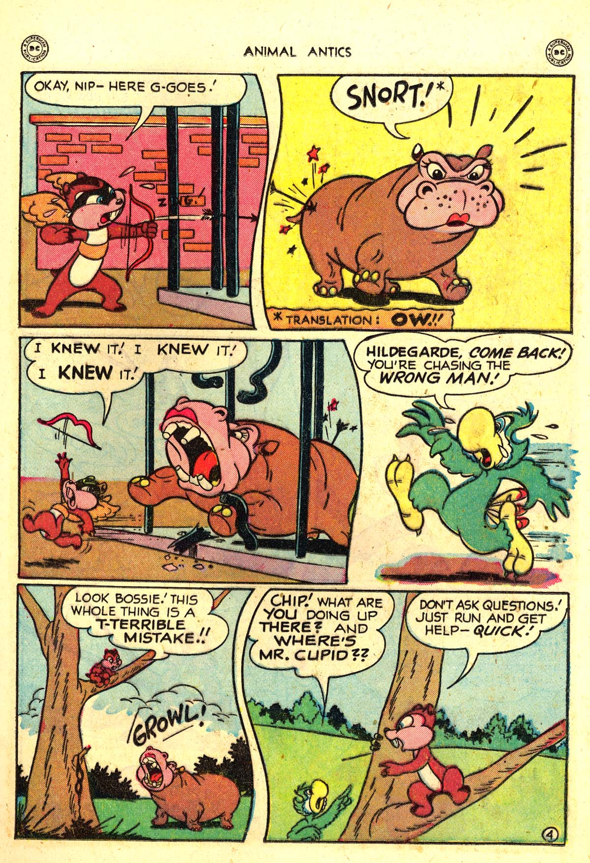 Read online Animal Antics comic -  Issue #22 - 19