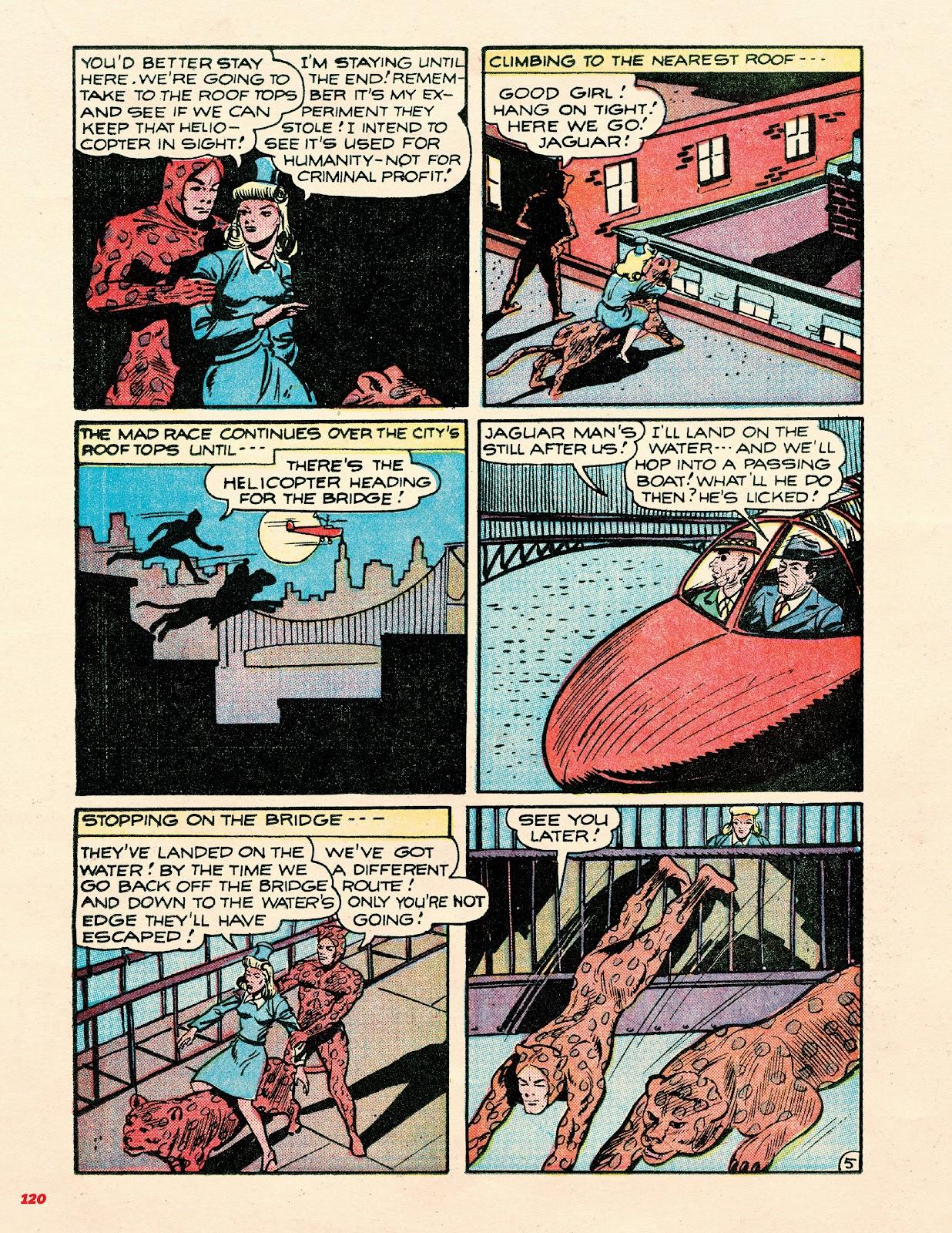 Read online Super Weird Heroes comic -  Issue # TPB 2 (Part 2) - 20