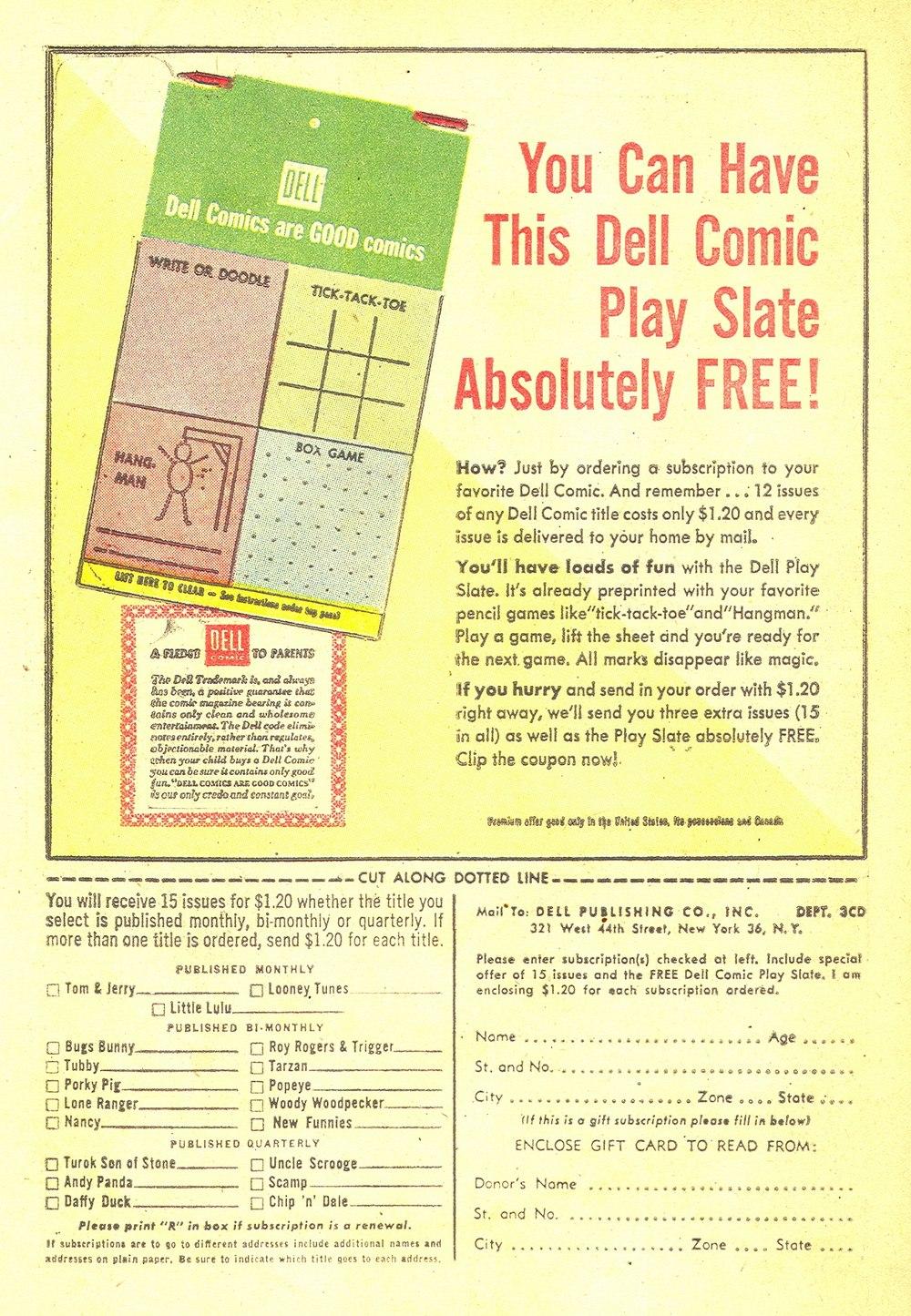 Walt Disneys Chip N Dale issue 21 - Page 34
