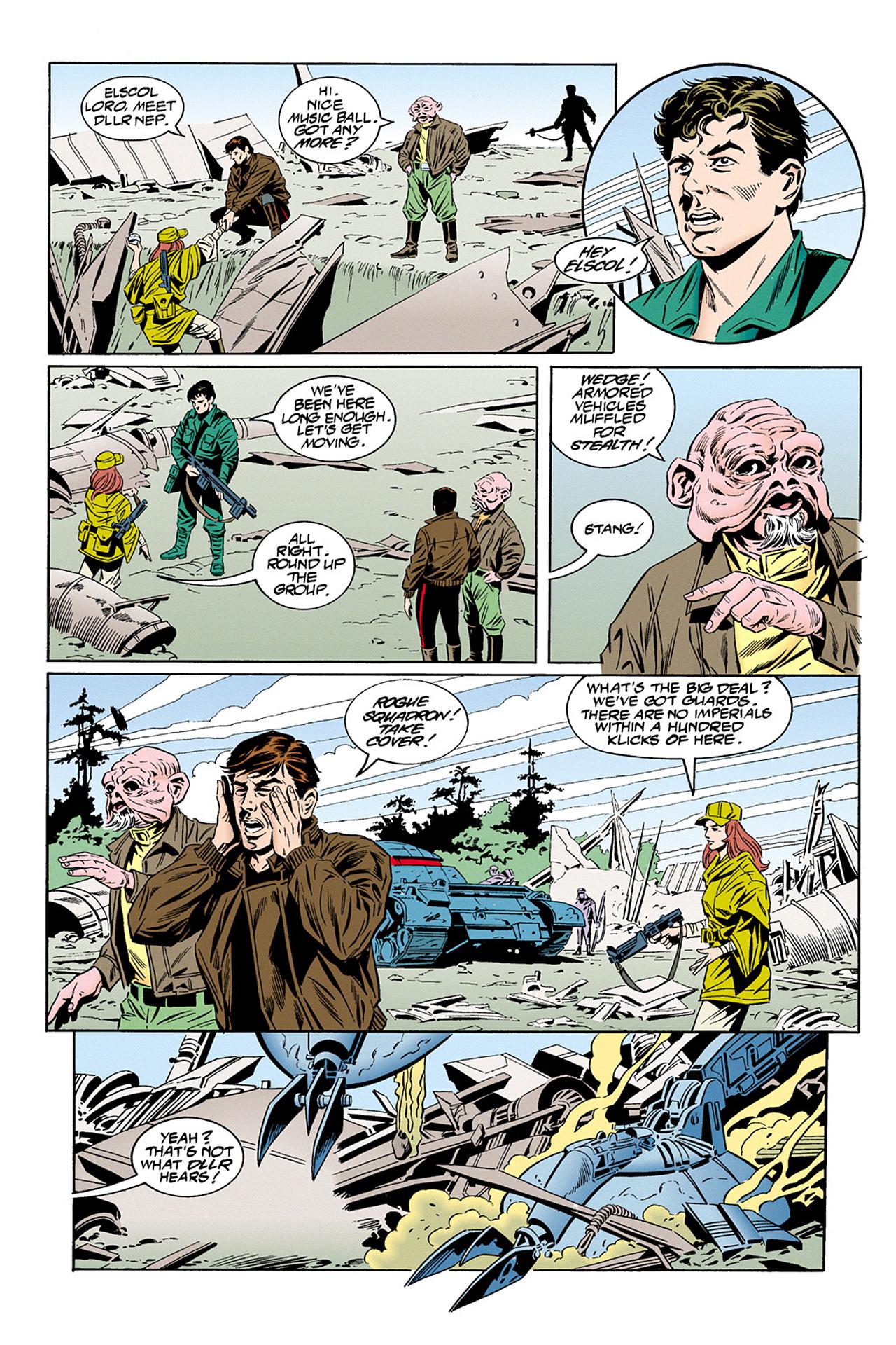 Read online Star Wars Omnibus comic -  Issue # Vol. 1 - 98
